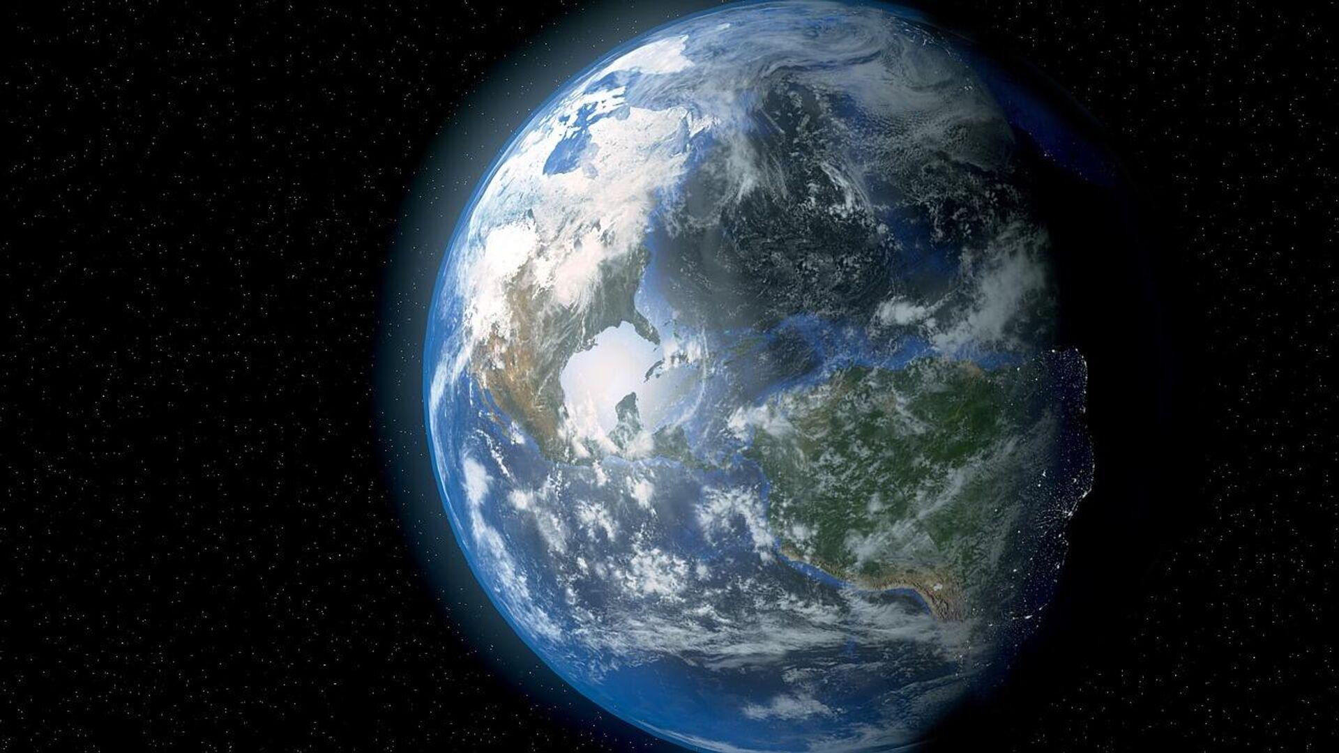 Erde (Symbolbild) - SNA, 1920, 28.02.2021
