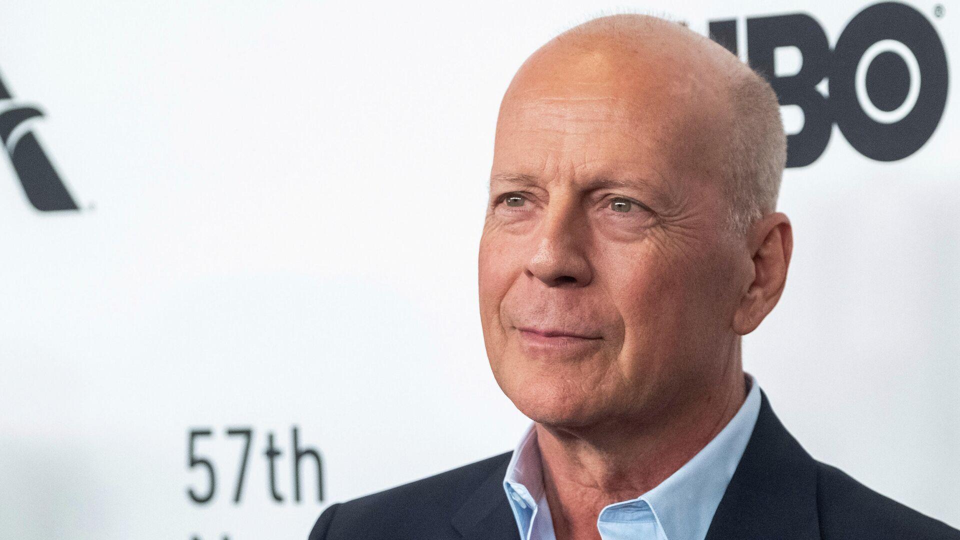 Bruce Willis in New York - SNA, 1920, 13.01.2021
