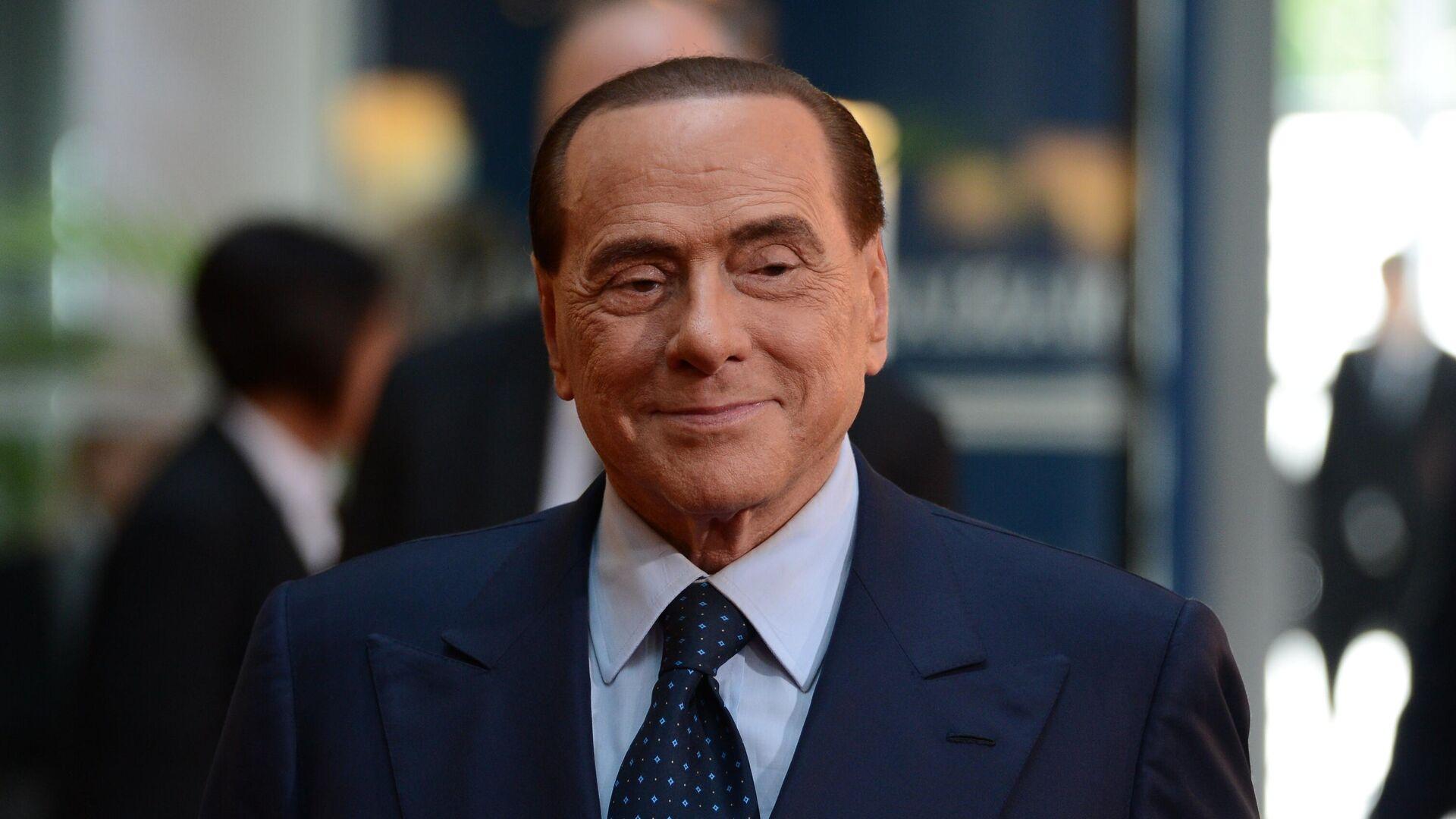 Silvio Berlusconi  - SNA, 1920, 14.01.2021