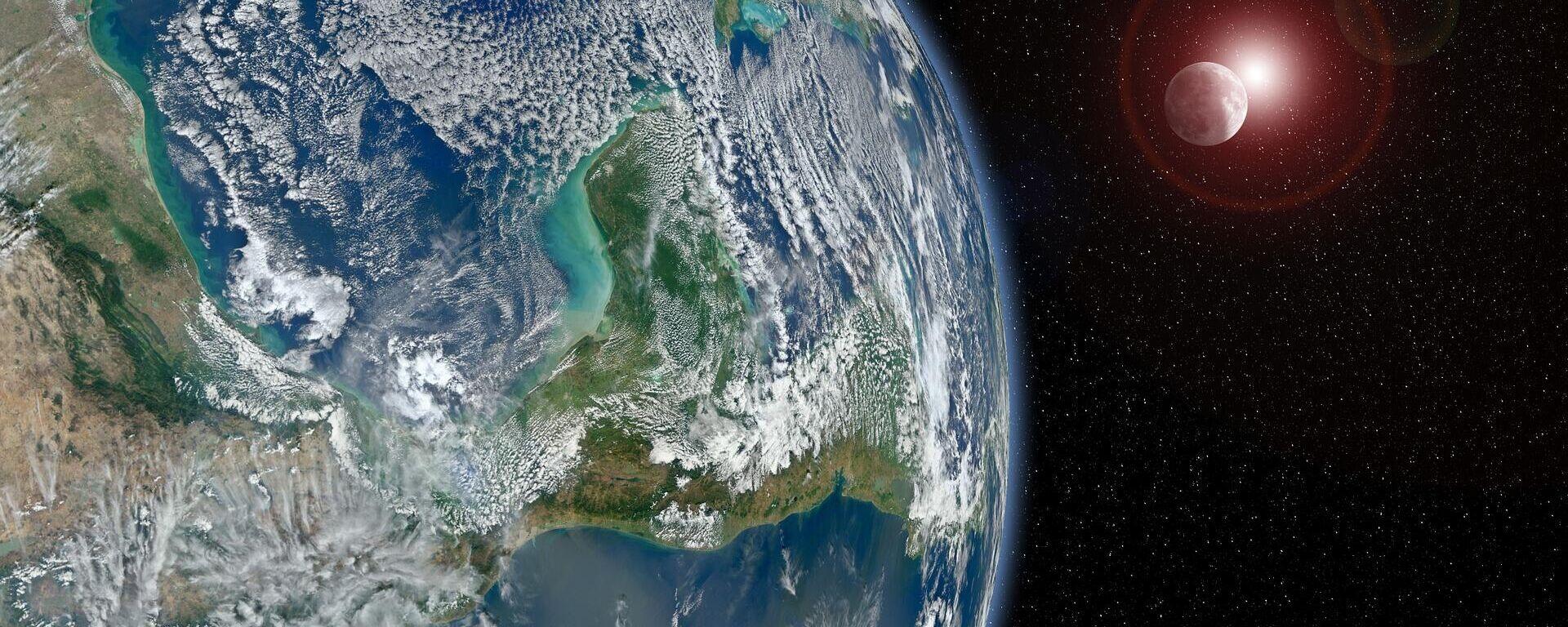 Erde (Symbolbild) - SNA, 1920, 14.01.2021