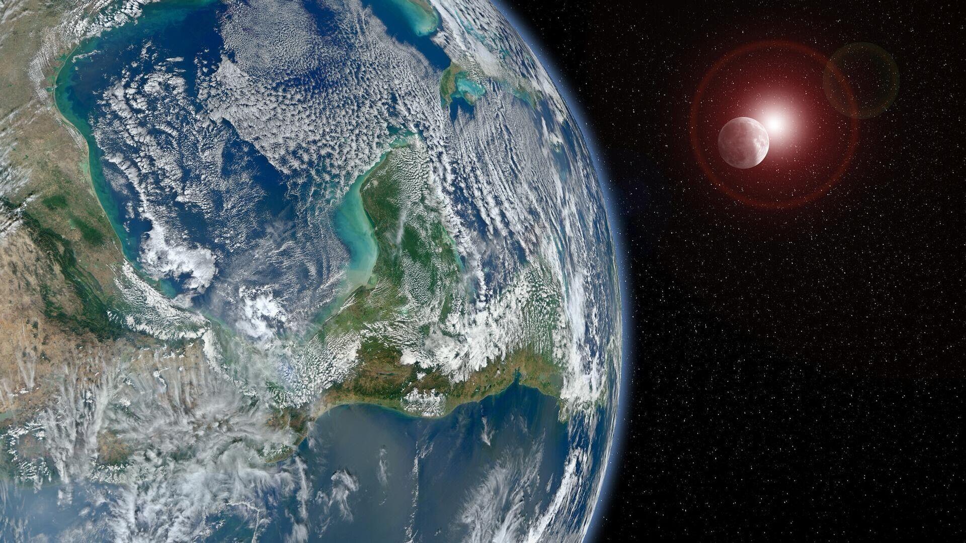 Erde (Symbolbild) - SNA, 1920, 13.10.2021