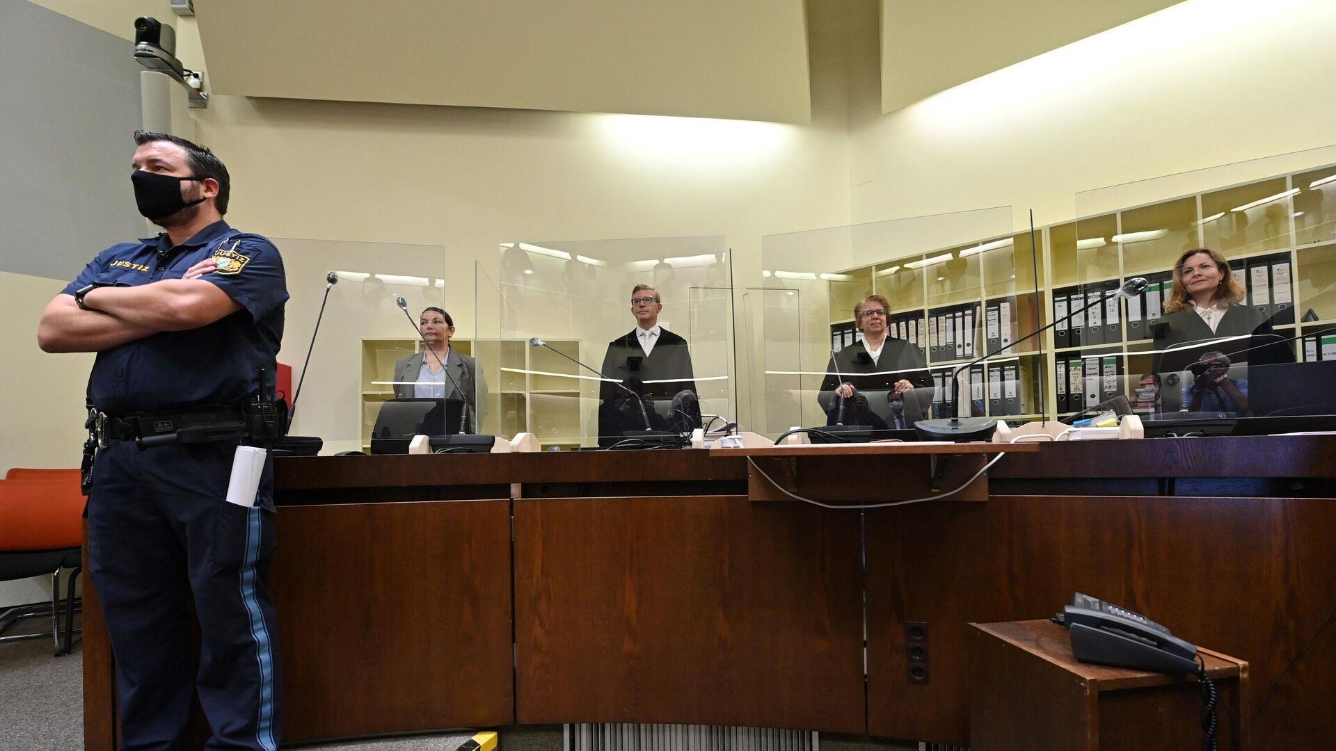 Prozess gegen den Erfurter Doping-Arzt Mark S. (Archivbild) - SNA, 1920, 15.01.2021