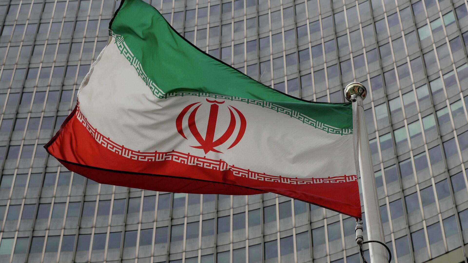 Flagge des Iran - SNA, 1920, 19.01.2021