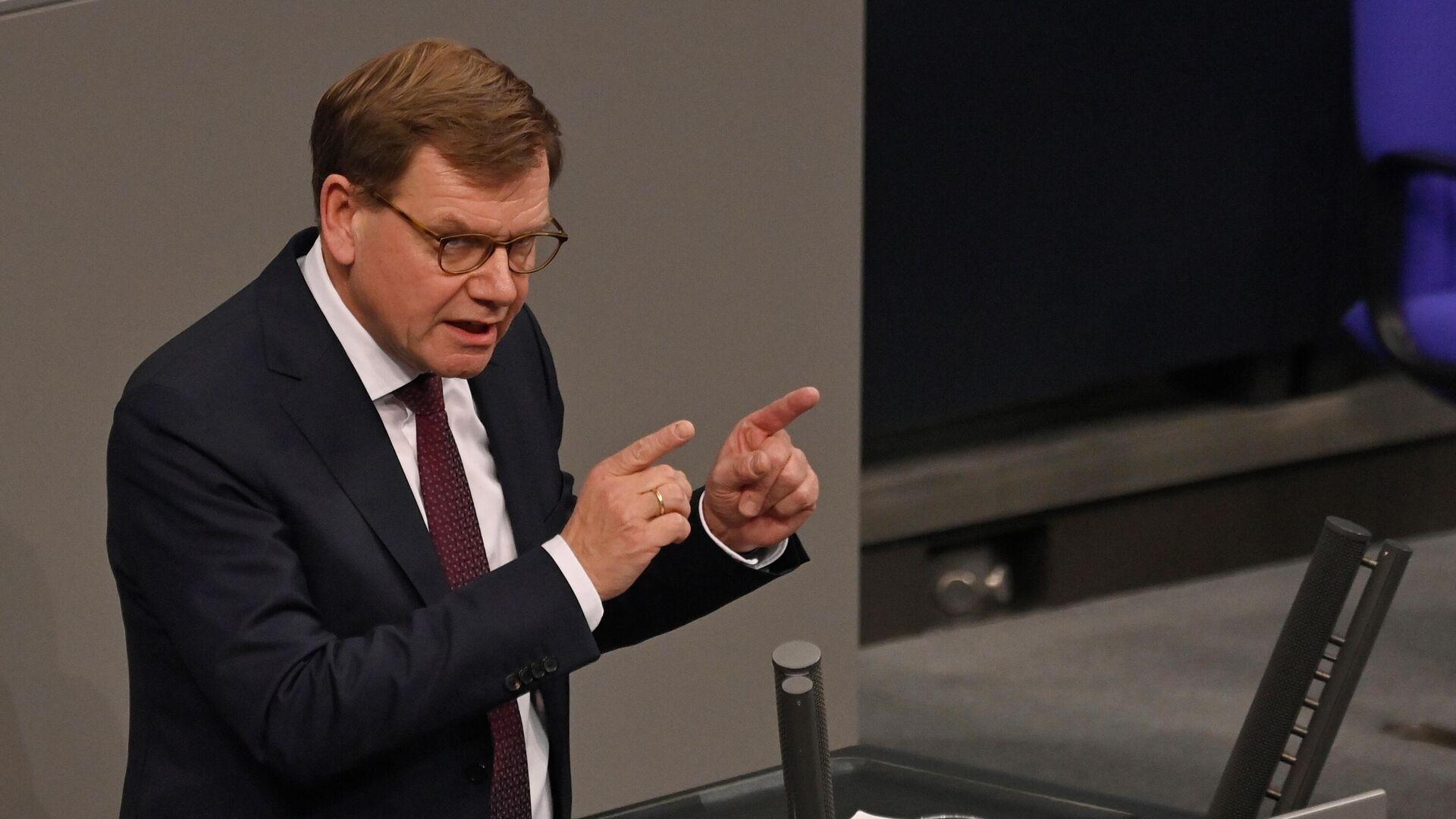CDU-Bundestagsabgeordneter Johann Wadephul - SNA, 1920, 19.01.2021