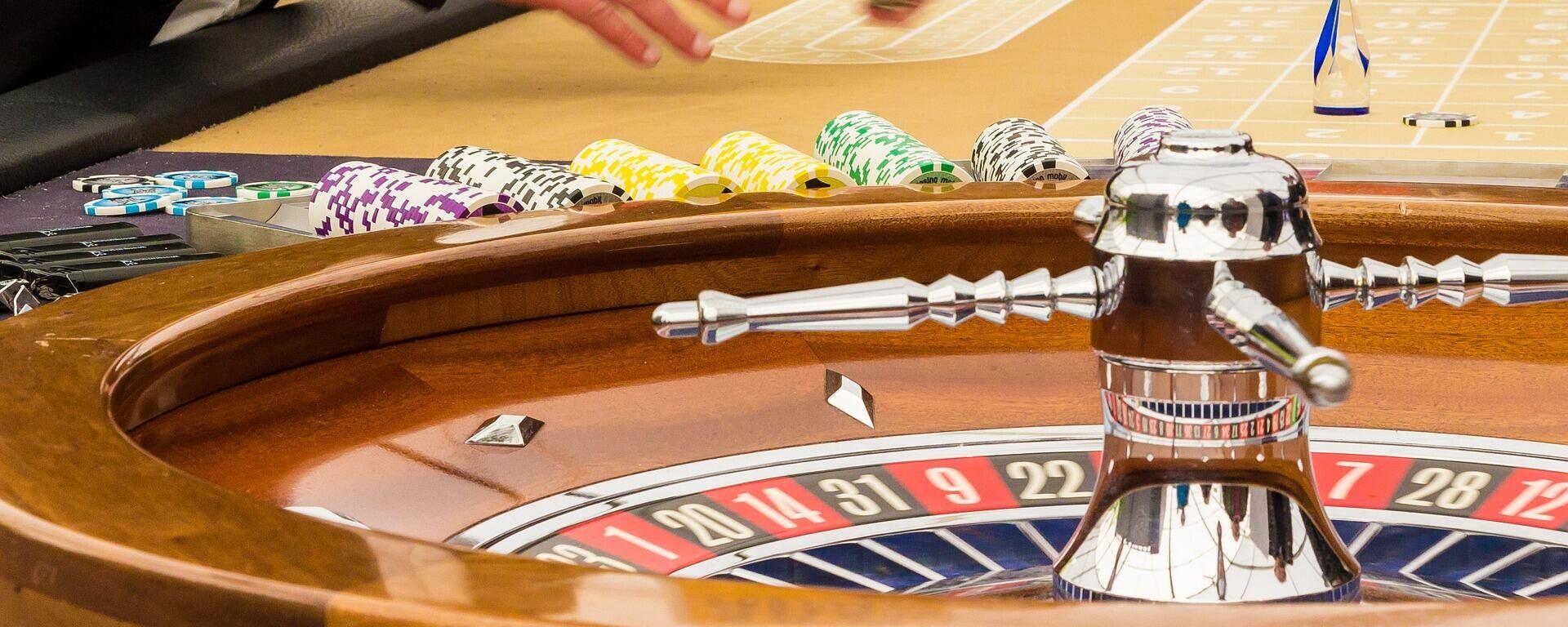 Glücksspiel, Symbolbild  - SNA, 1920, 23.01.2021