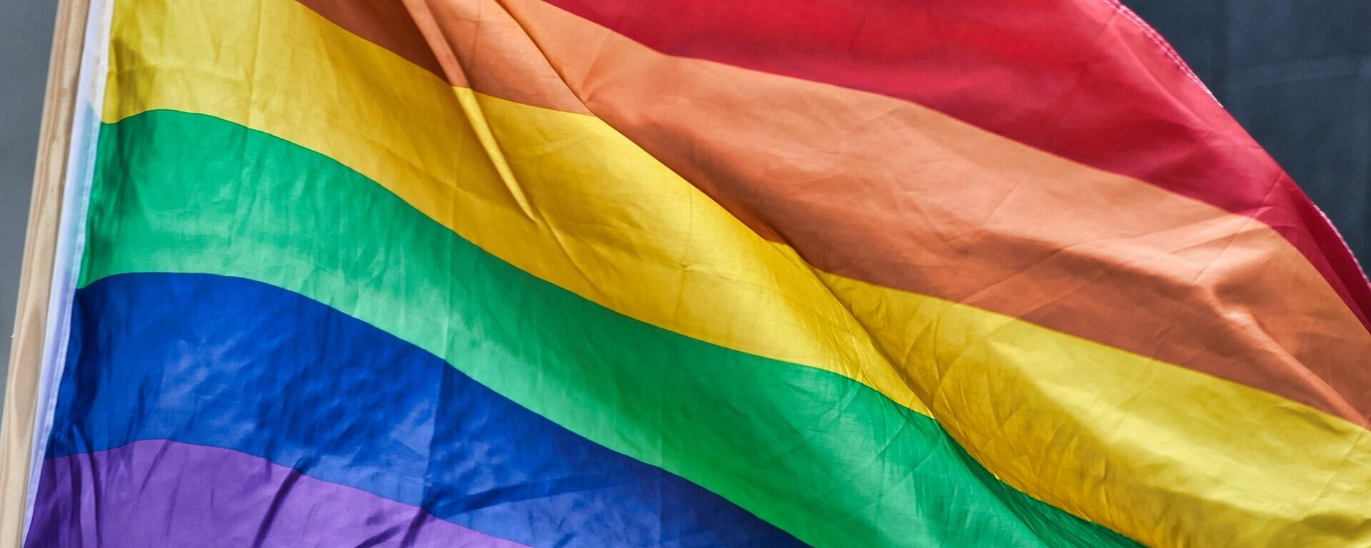 LGBT-Flagge (Symbolbild) - SNA, 1920, 01.09.2021