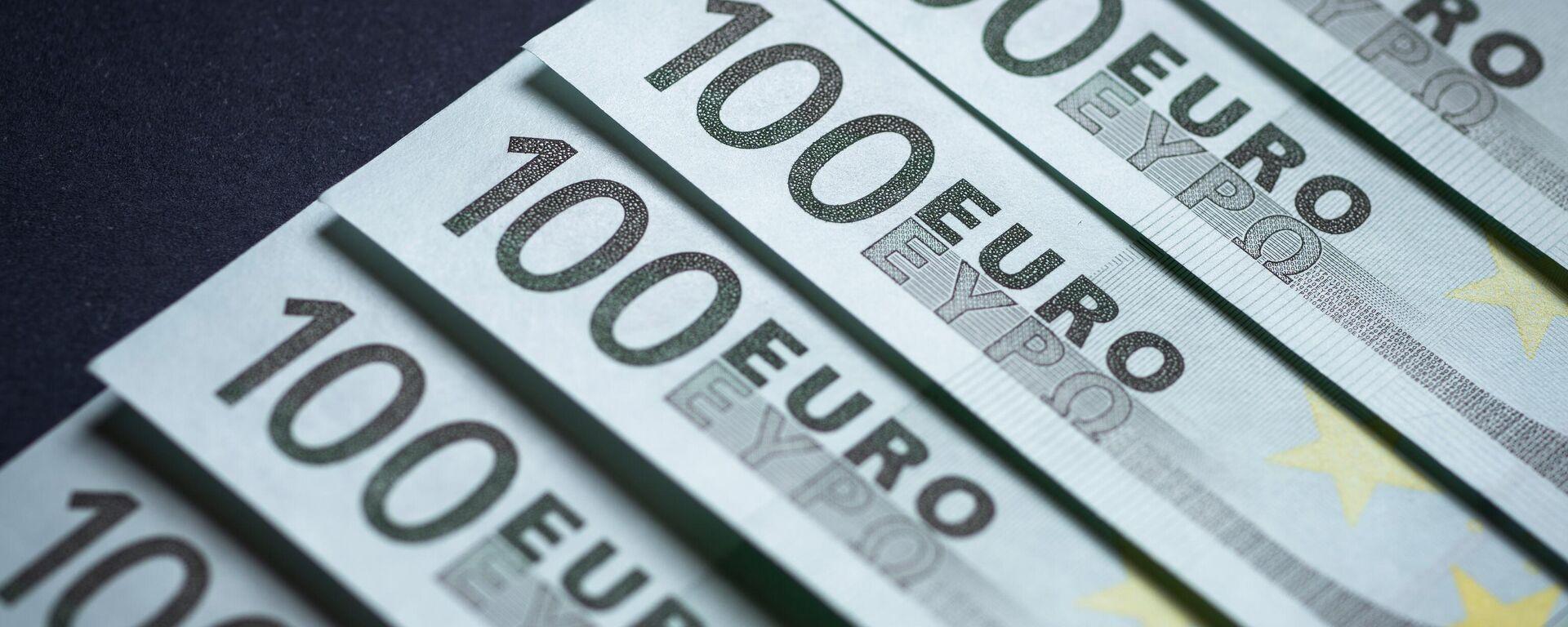 Euro-Geldscheine (Symbolbild) - SNA, 1920, 28.06.2021