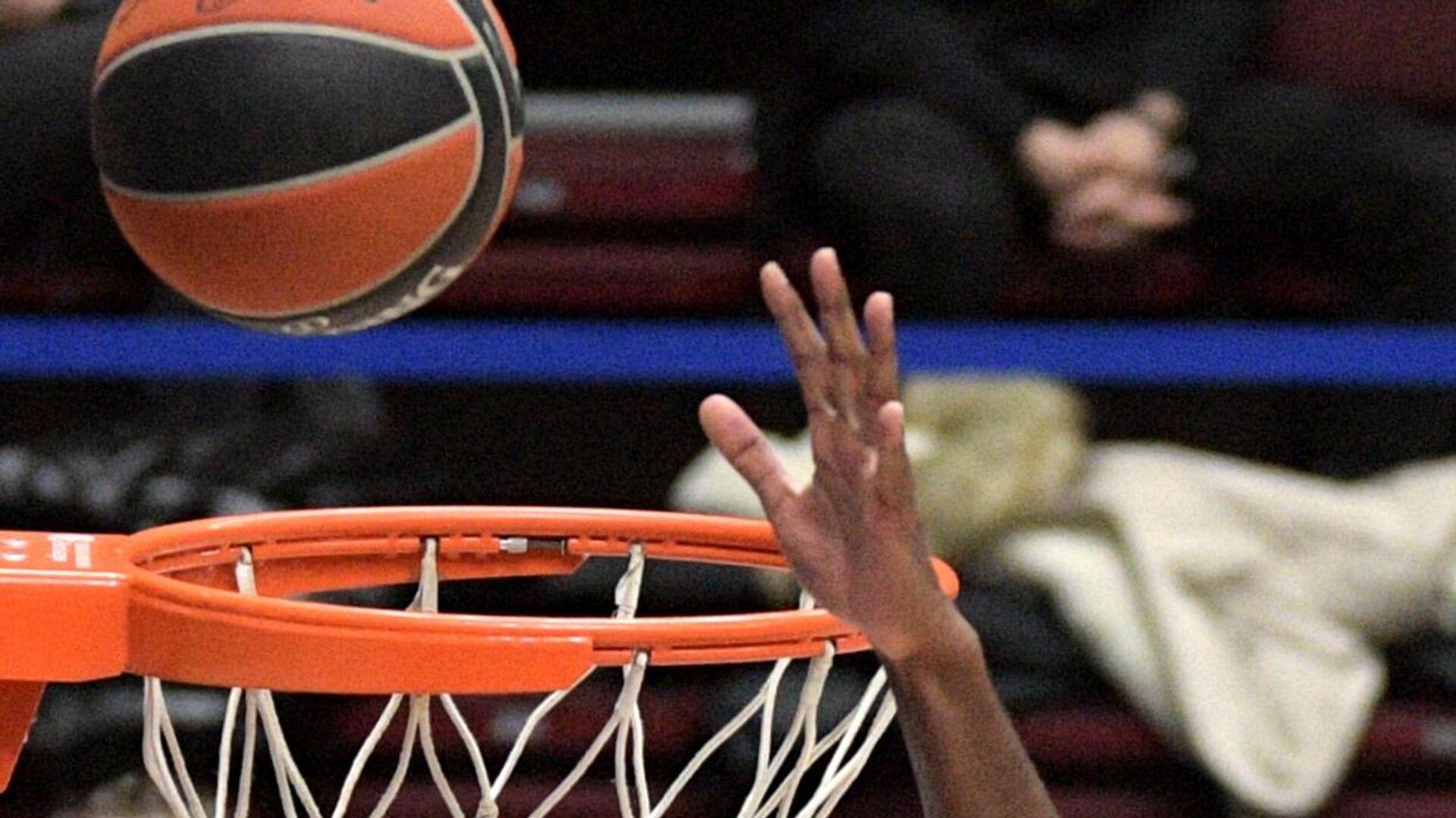 Basketball (Symbolbild) - SNA, 1920, 27.01.2021
