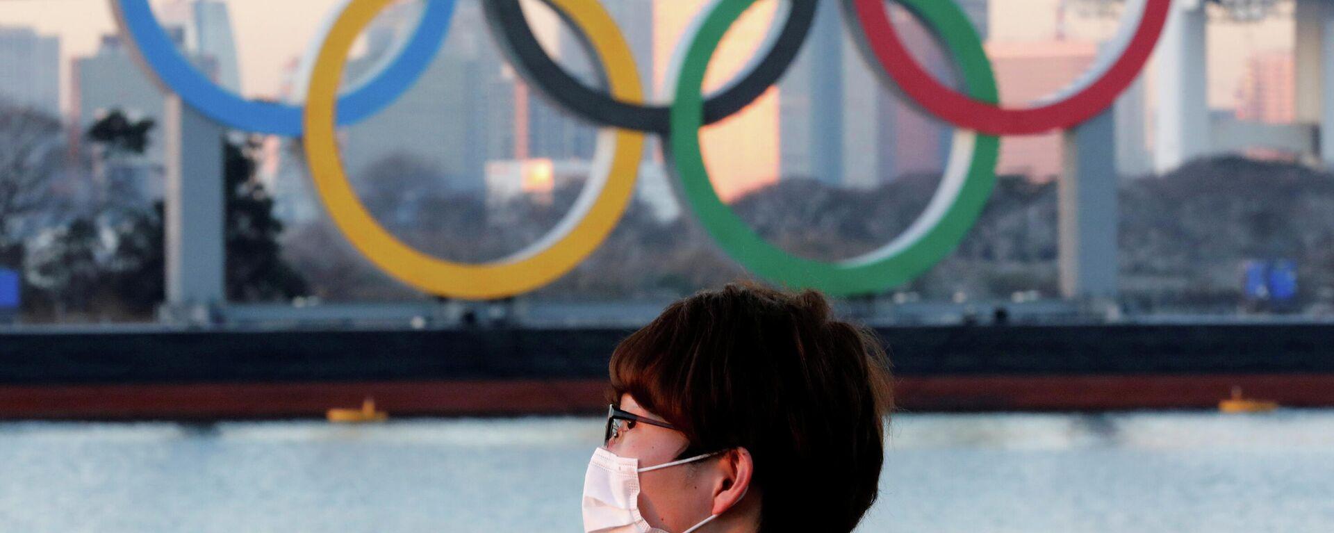 Olympisches Dorf in Tokio, 13. Januar 2021 - SNA, 1920, 27.01.2021