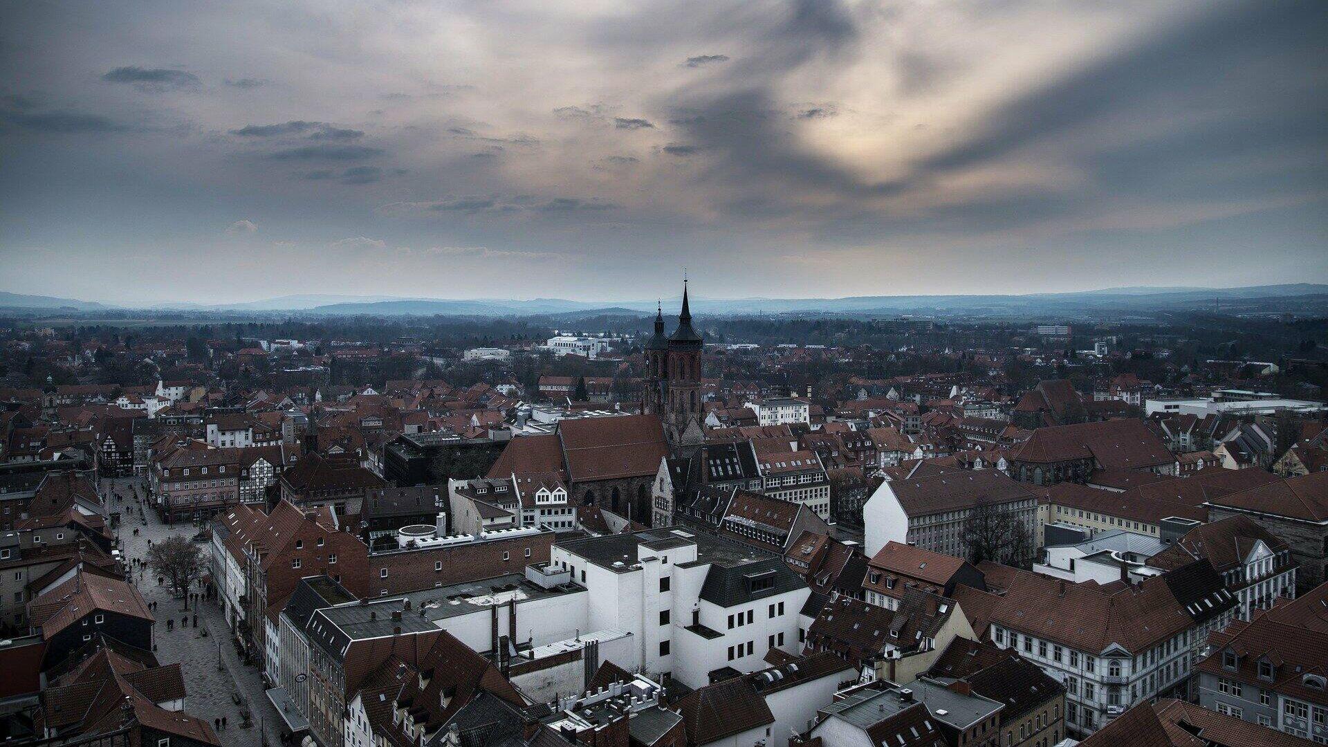 Göttingen - SNA, 1920, 30.01.2021