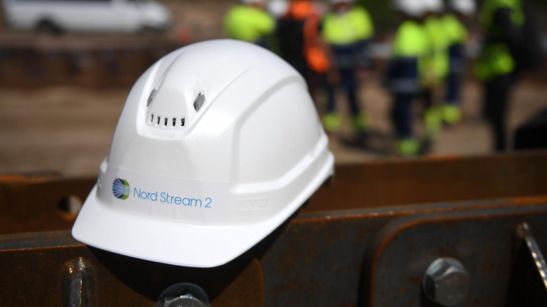 Bauarbeiten an der Gaspipeline Nord Stream 2 (Archivbild) - SNA, 1920, 28.02.2021