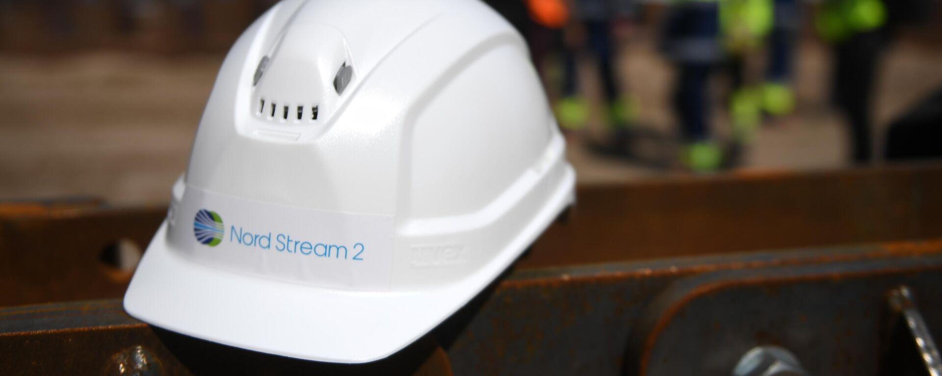 Bauarbeiten an der Gaspipeline Nord Stream 2 (Archivbild) - SNA, 1920, 01.10.2021
