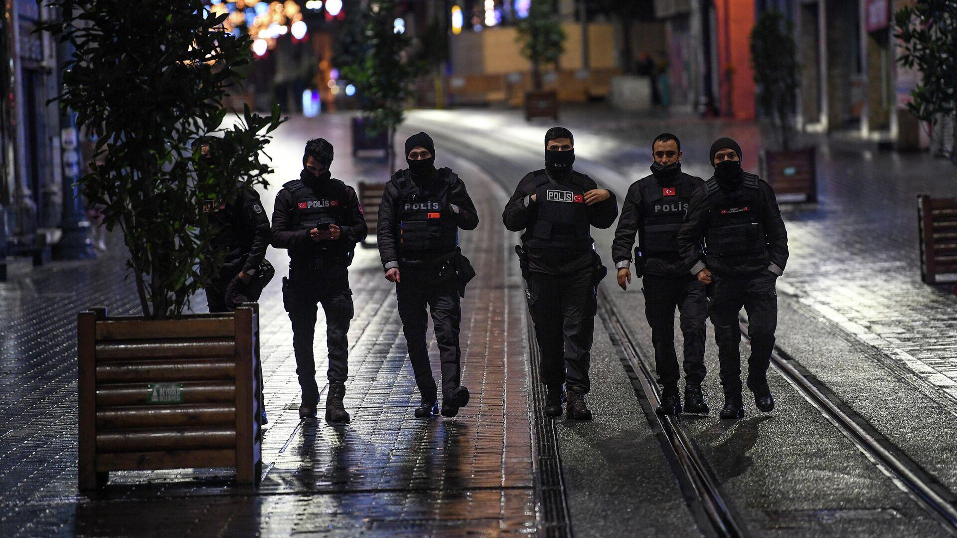 Türkische Polizei - SNA, 1920, 02.02.2021