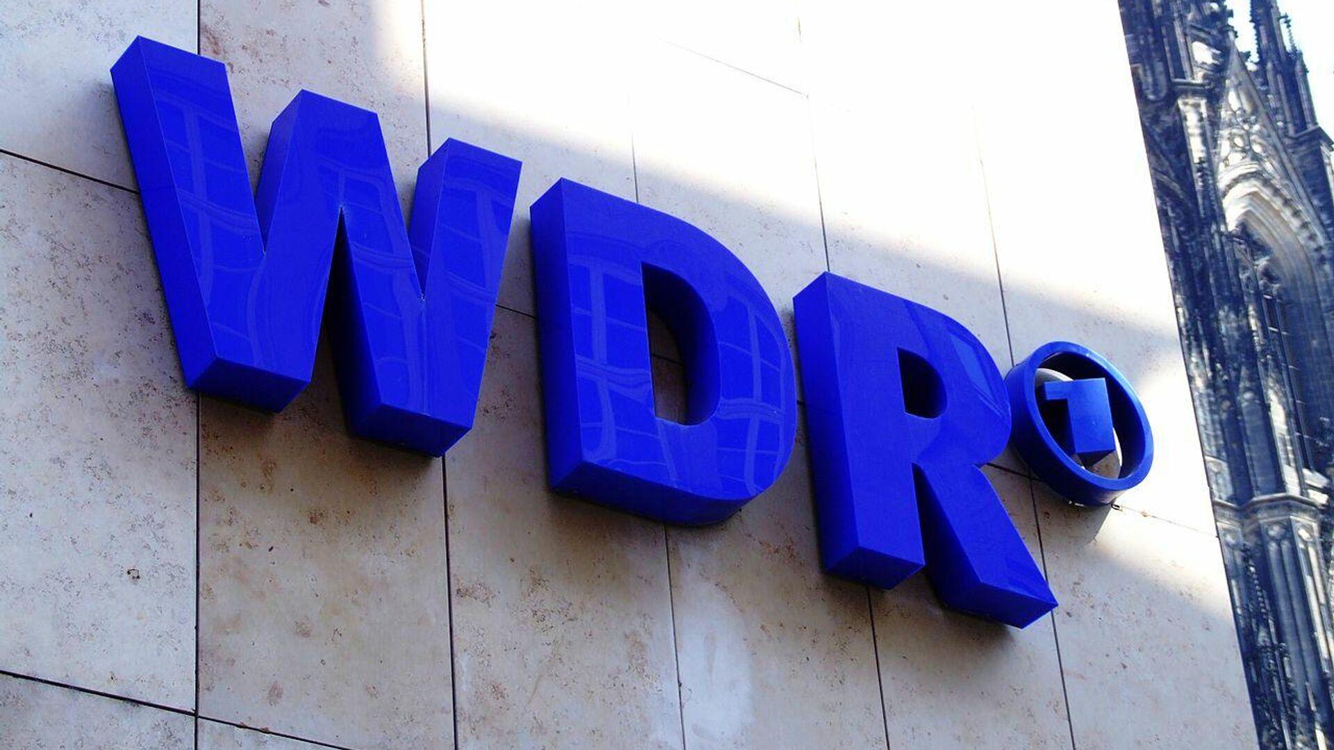 WDR-Logo (Archivbild) - SNA, 1920, 15.09.2021