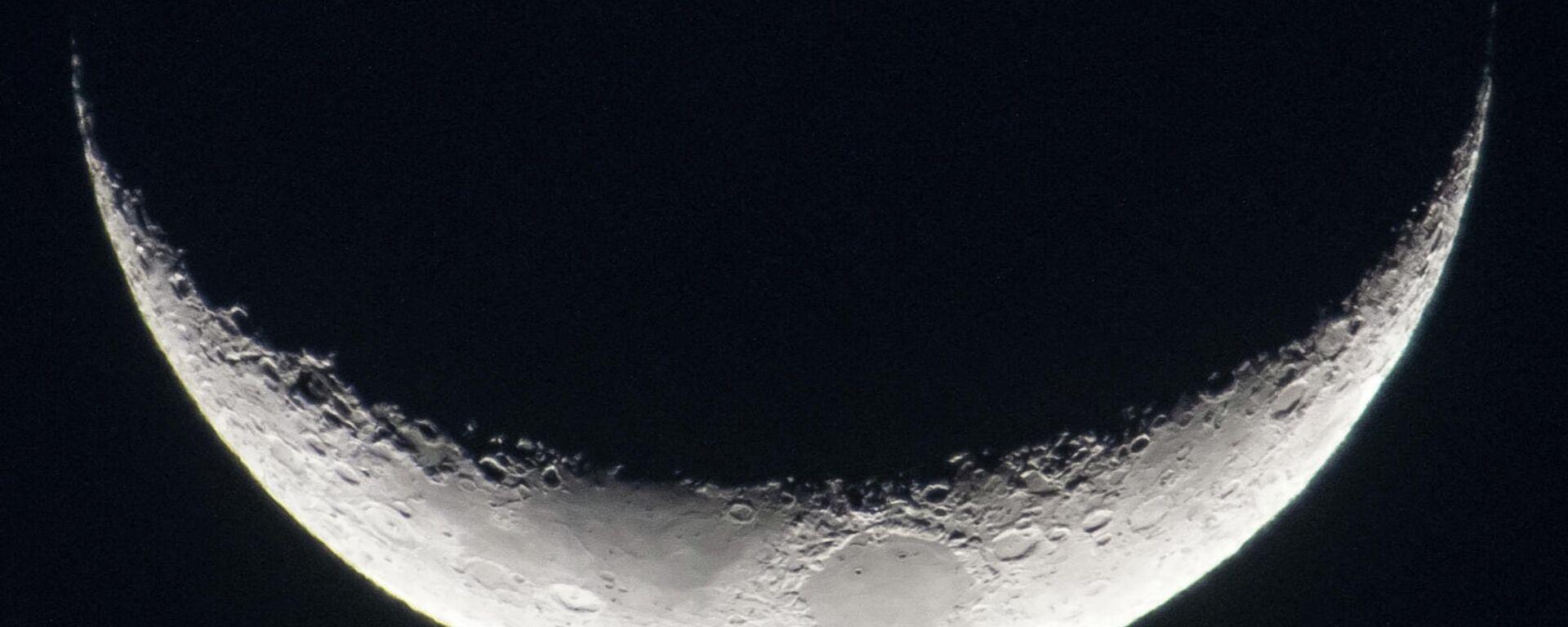 Mond (Symbolfoto) - SNA, 1920, 03.02.2021