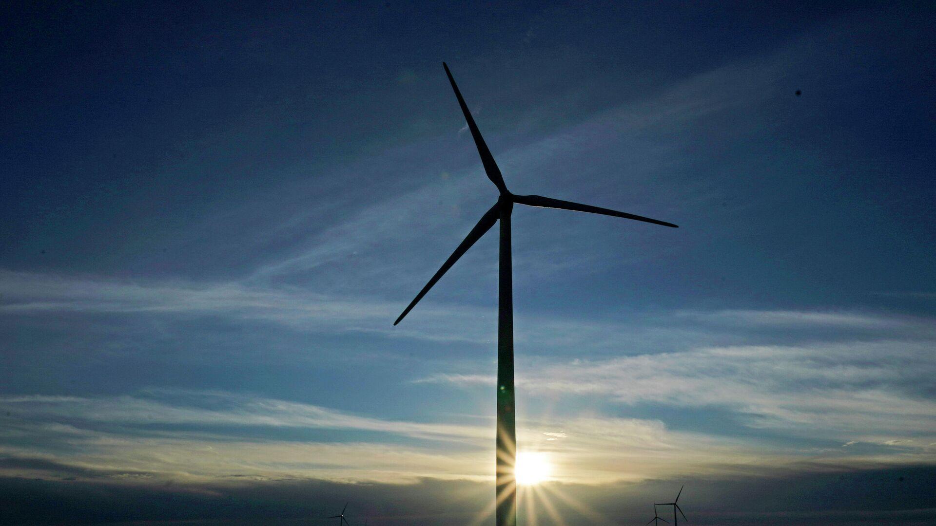Windkraftanlage (Symbolbild) - SNA, 1920, 31.07.2021