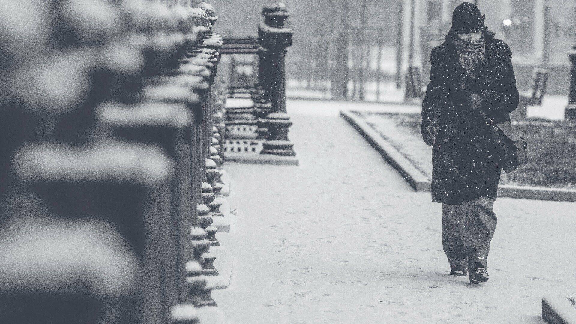 Wintereinbruch (Symbolbild) - SNA, 1920, 05.02.2021