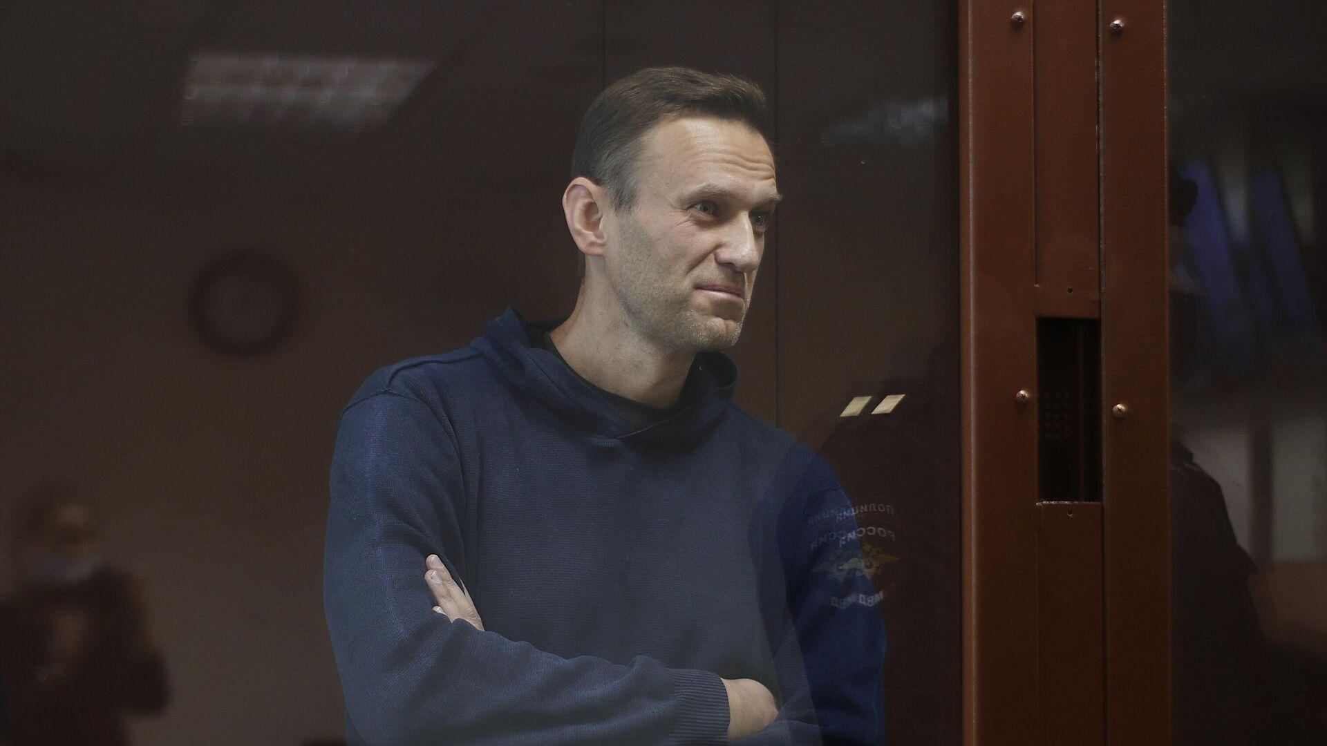 Alexej Nawalny wegen Verleumdung erneut vor Gericht - SNA, 1920, 05.02.2021