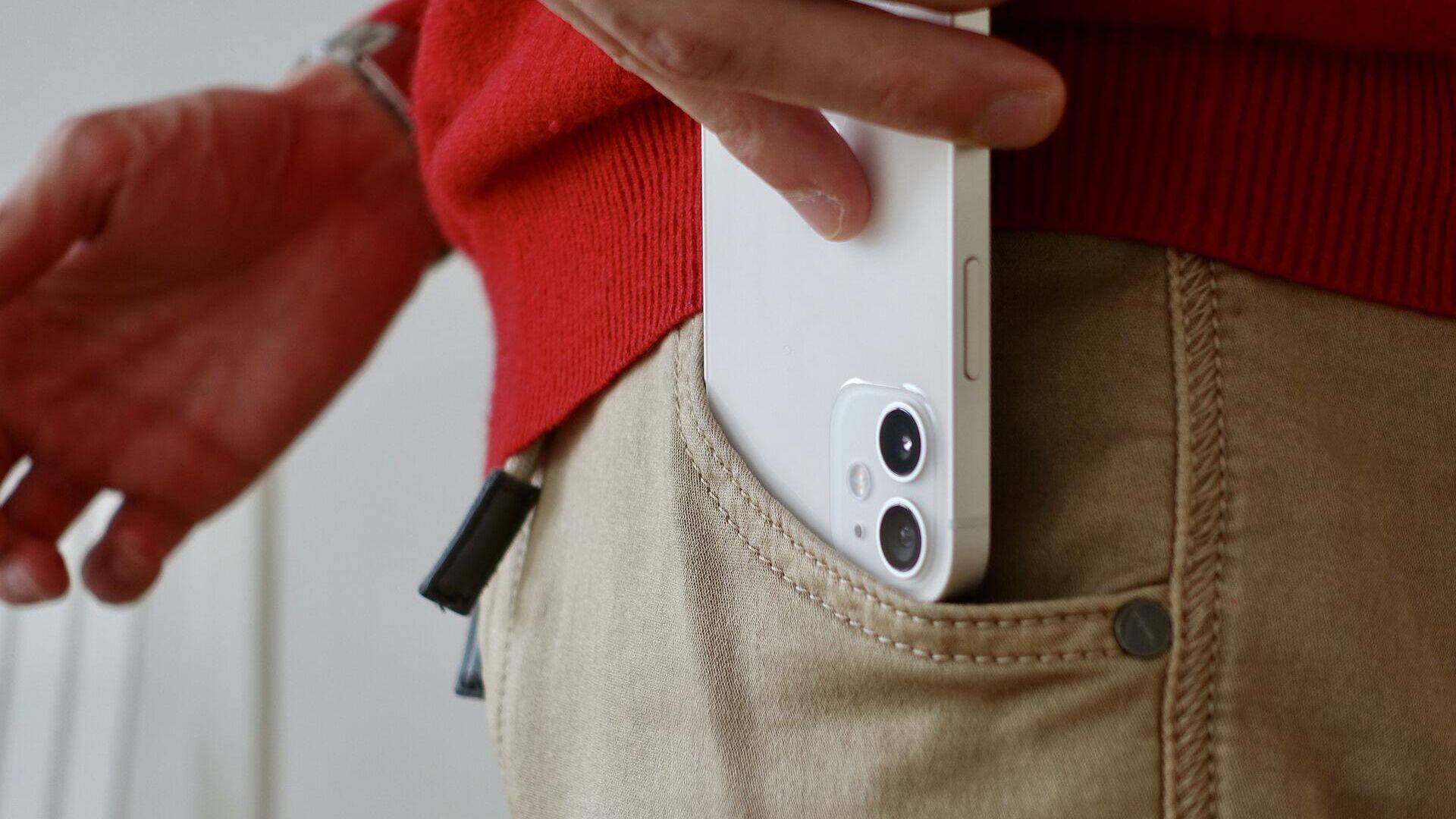 iPhone 12 Mini (Archiv) - SNA, 1920, 06.02.2021