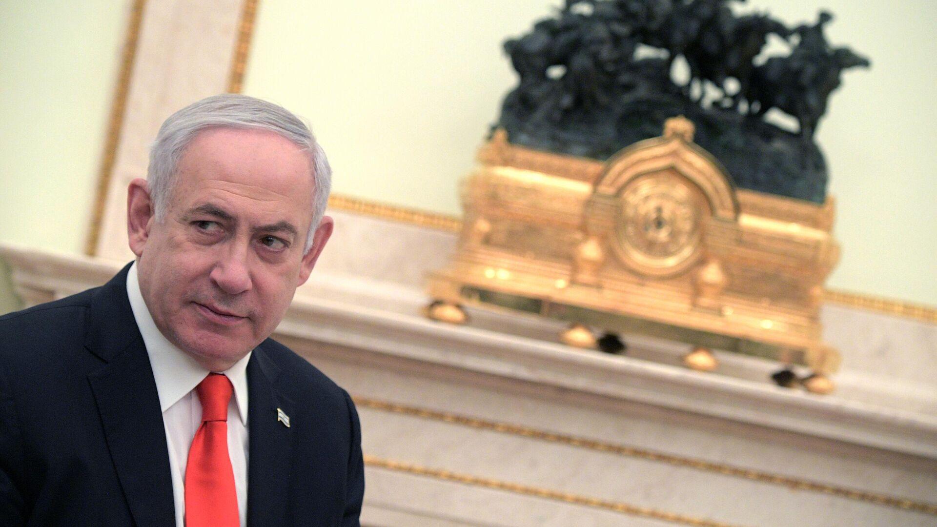 Benjamin Netanjahu (Archiv) - SNA, 1920, 06.04.2021