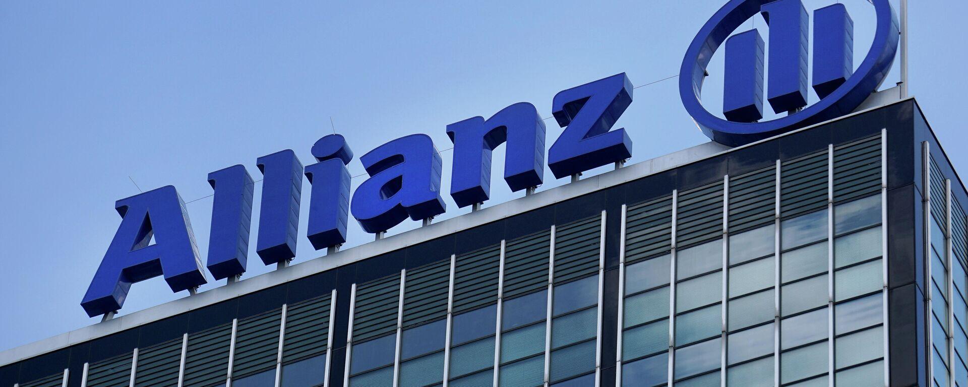 Deutscher Versicherungskonzern Allianz, einer der größten in der Welt (Archiv) - SNA, 1920, 09.07.2021