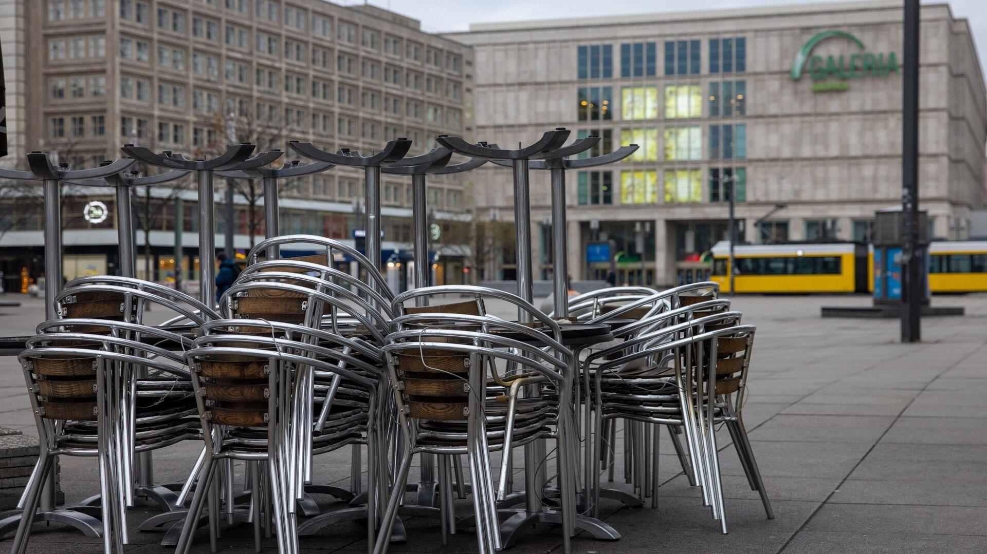 Lockdown in Berlin - SNA, 1920, 22.02.2021