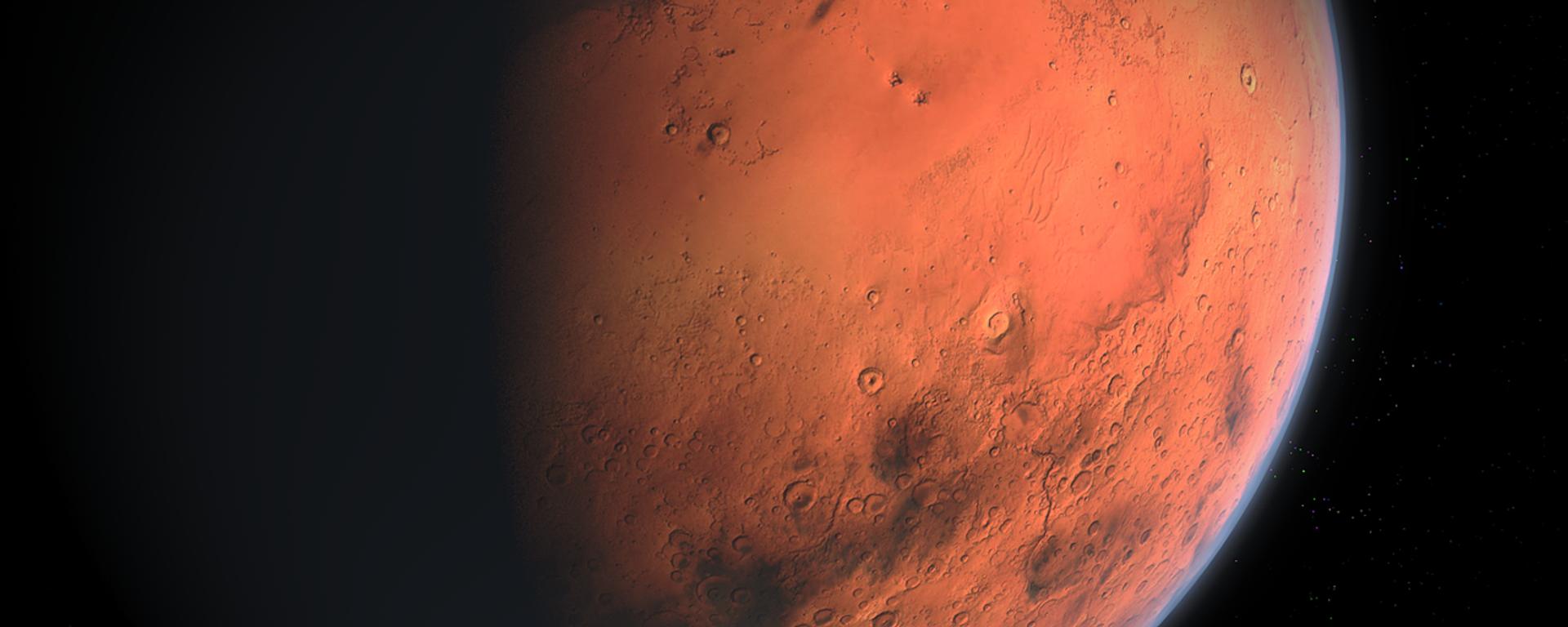 Mars (Symbolbild) - SNA, 1920, 24.02.2021
