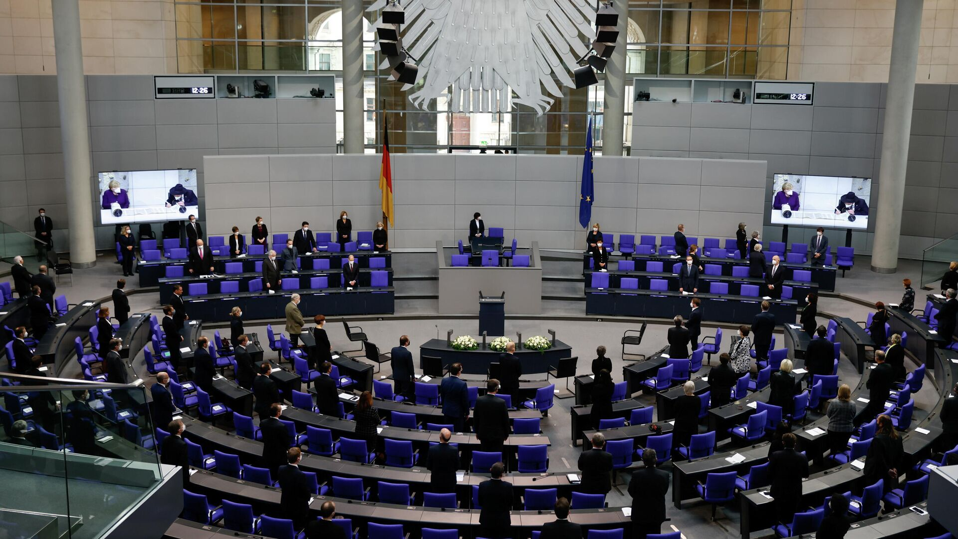 Bundestag - SNA, 1920, 04.03.2021