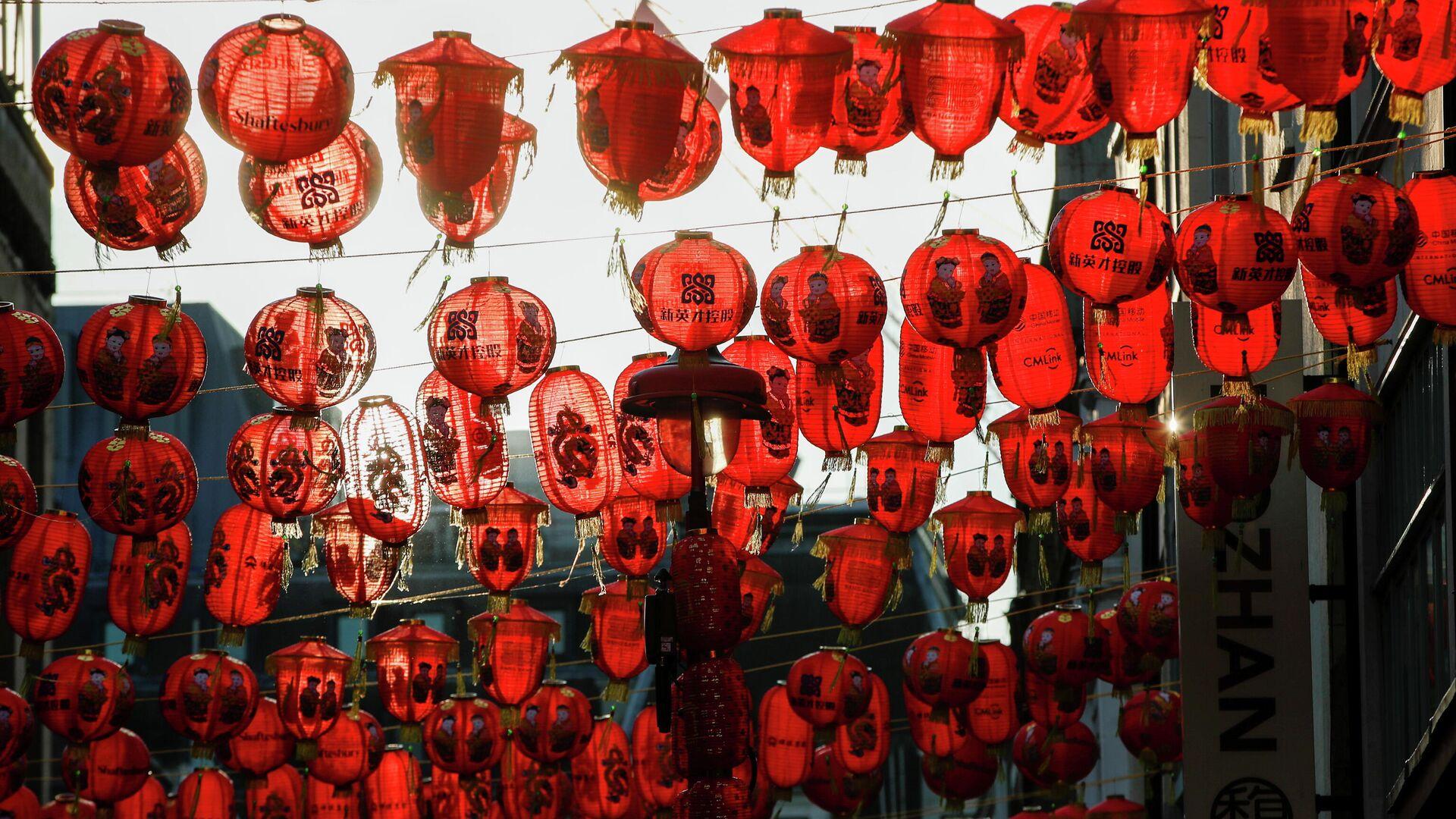 Die Chinesen begrüßen nach dem traditionellen Mondkalender das neue Jahr (Symbolbild) - SNA, 1920, 12.02.2021