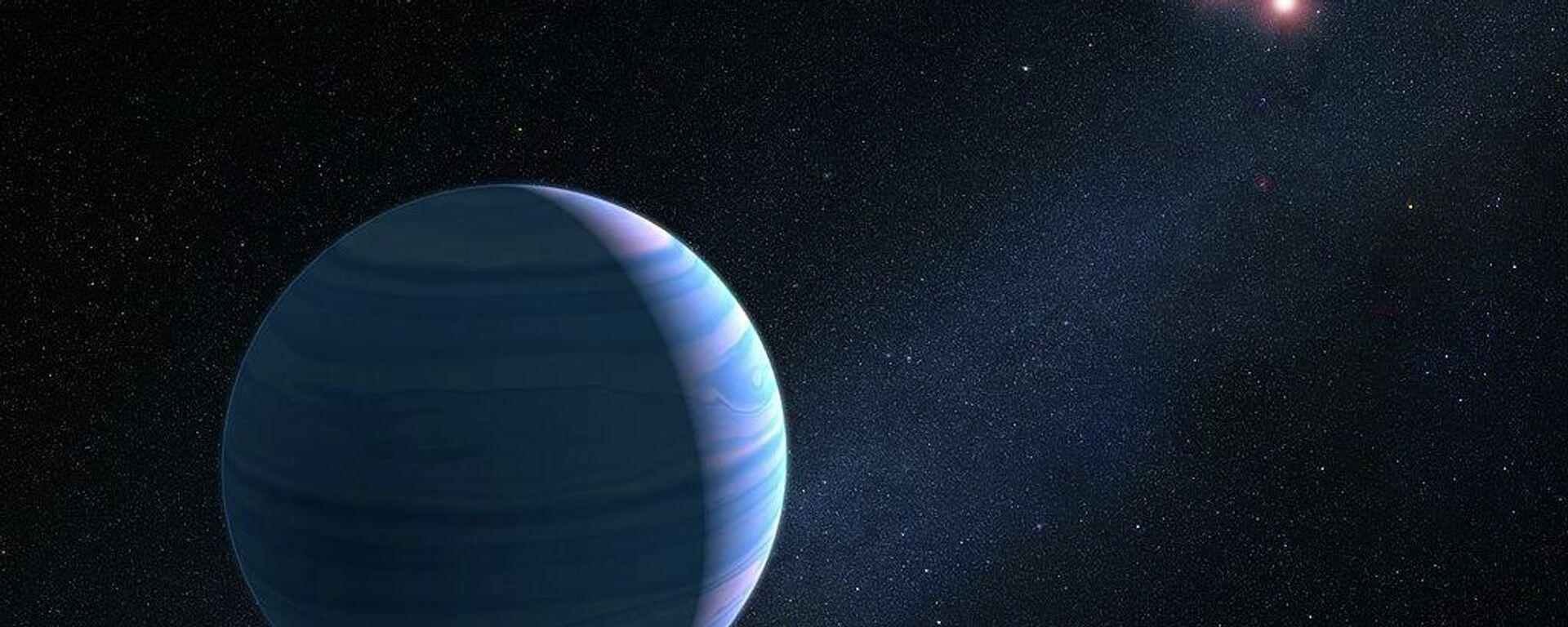 Exoplanet (Symbolbild) - SNA, 1920, 12.02.2021