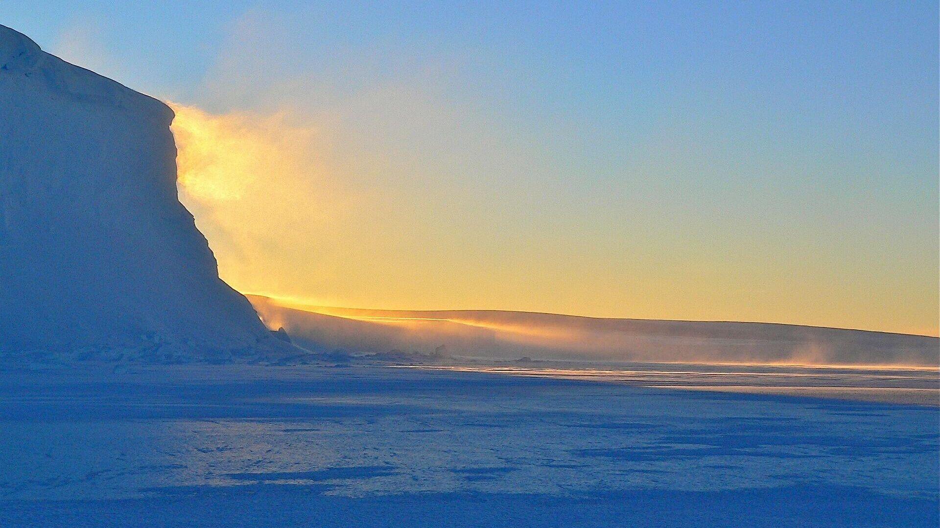 Antarktis (Symbolbild)  - SNA, 1920, 15.02.2021