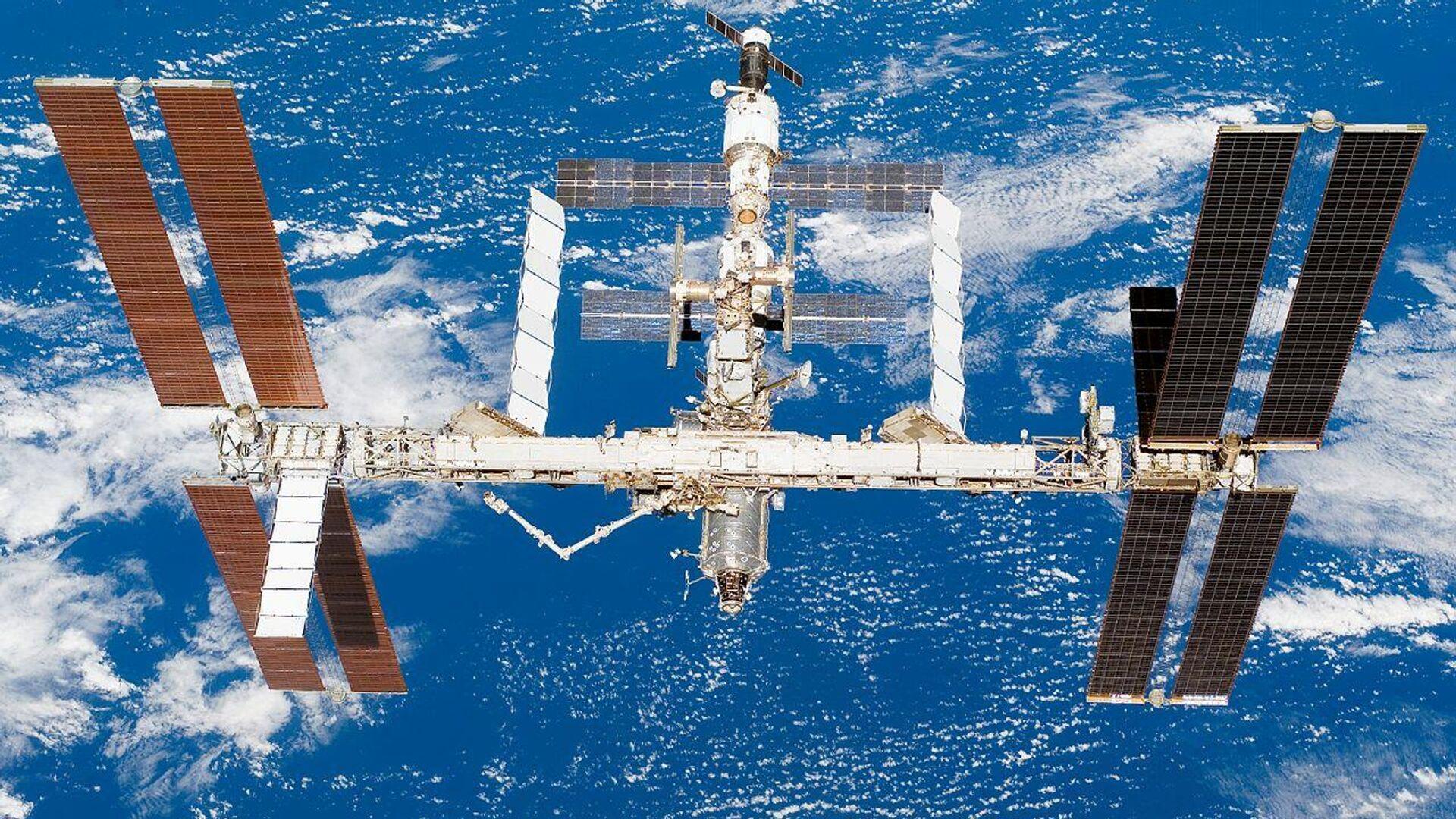 Internationale Raumfahrtstation (ISS) - SNA, 1920, 30.09.2021