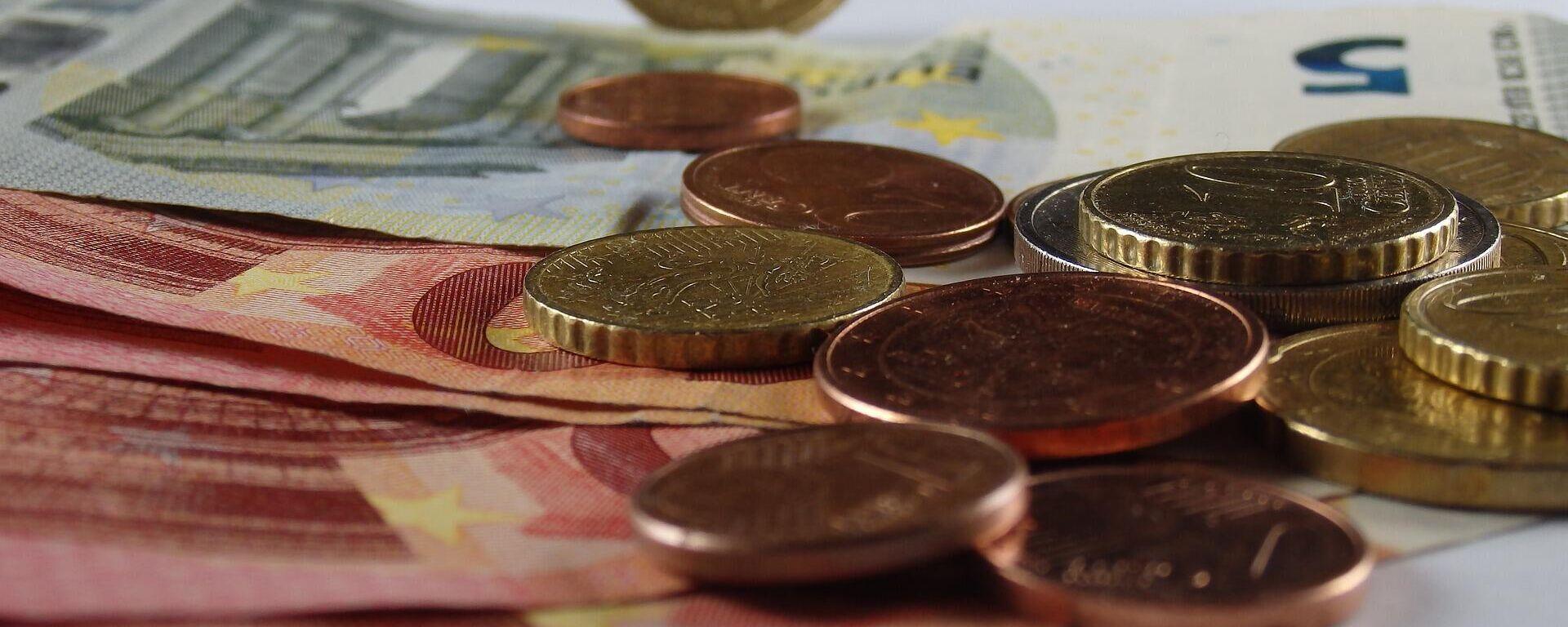 Geld (Symbolbild) - SNA, 1920, 10.07.2021