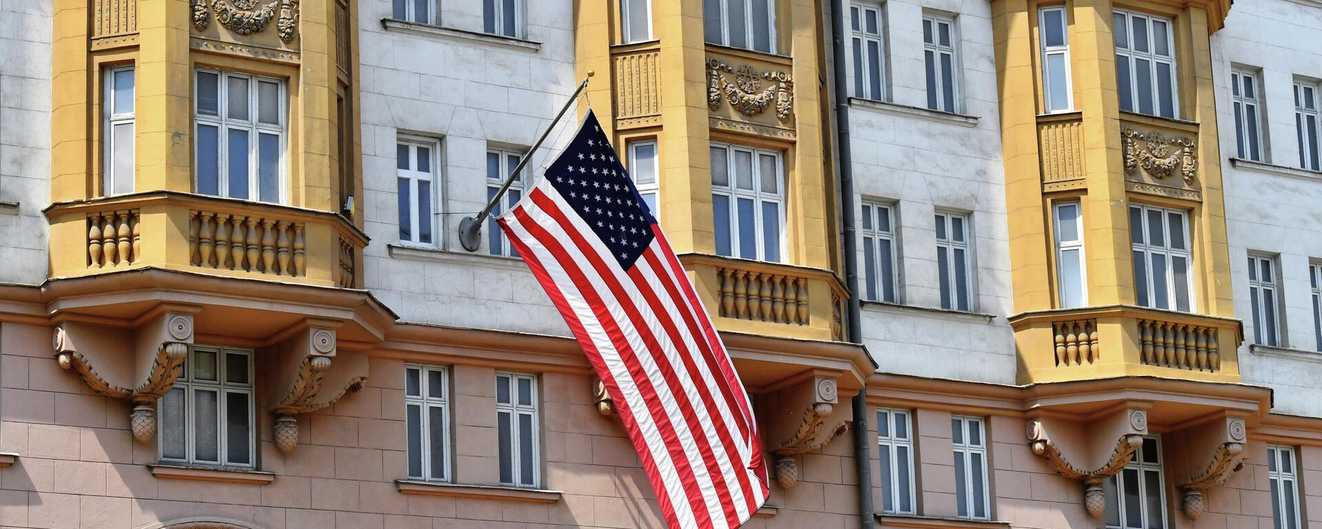 US-Botschaft in Moskau - SNA, 1920, 27.08.2021