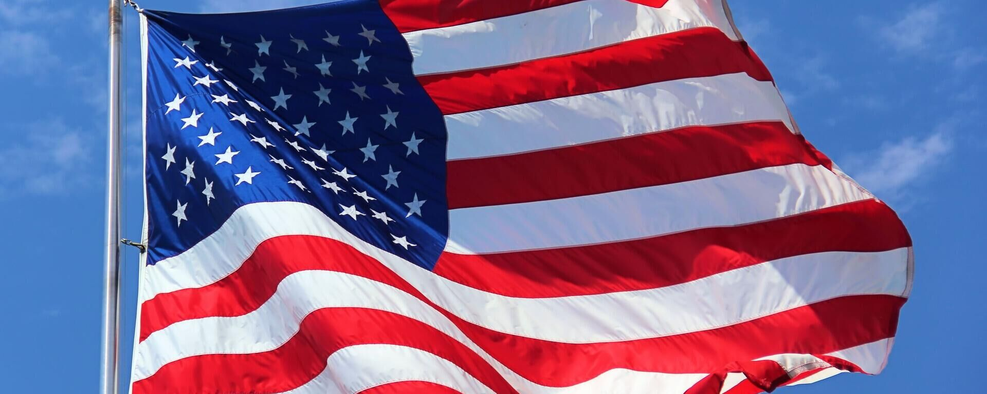 Flagge der USA - SNA, 1920, 24.09.2021