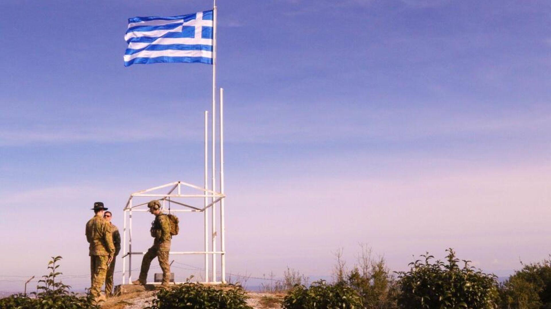 US-Truppen in Griechenland (Archivbild) - SNA, 1920, 22.02.2021