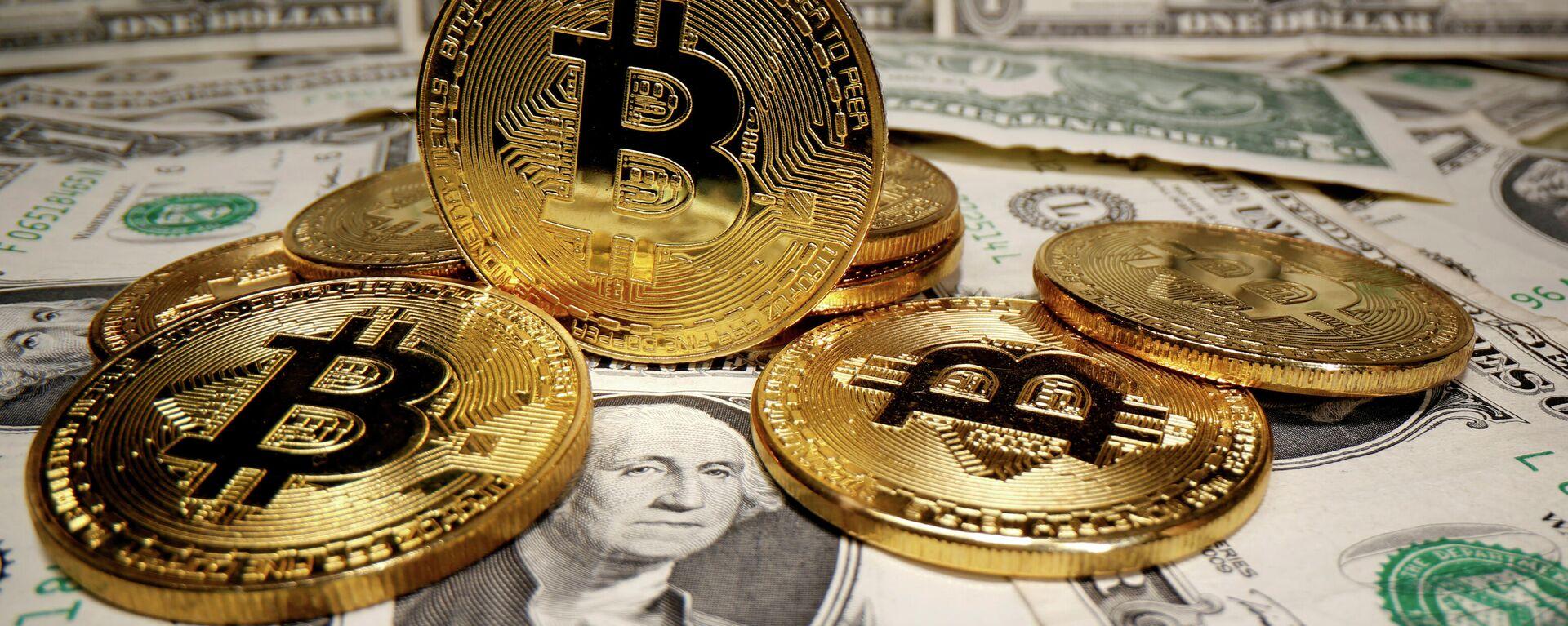Bitcoin (Symbolbild) - SNA, 1920, 22.02.2021