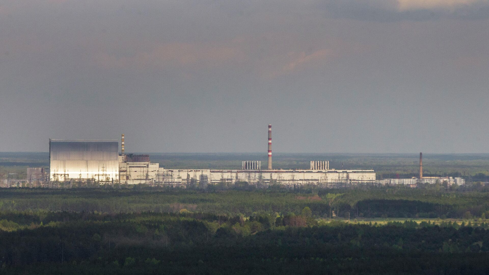 Atomkraftwerk Tschernobyl. Archivfoto - SNA, 1920, 15.09.2021