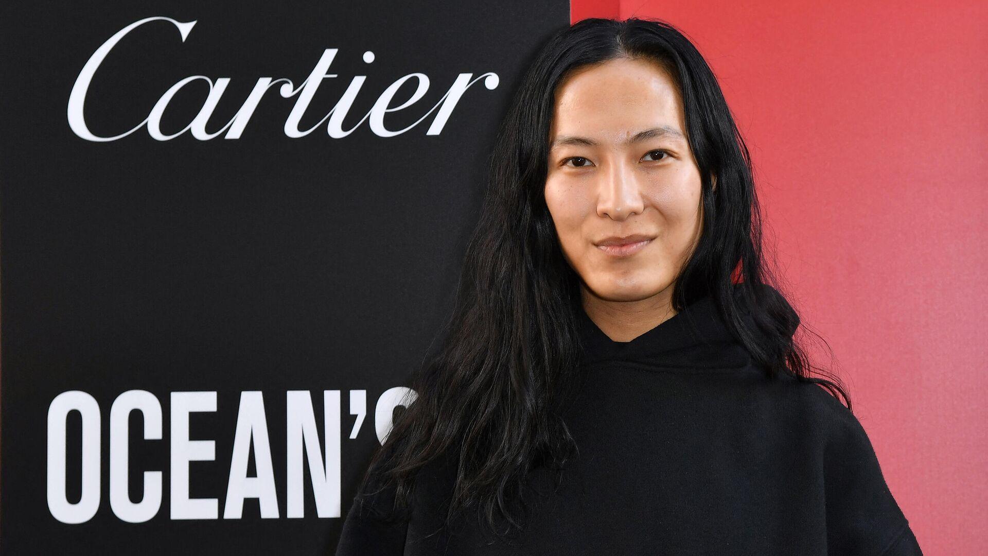 US-Designer Alexander Wang, 5. Juni 2018 in New York. - SNA, 1920, 24.02.2021