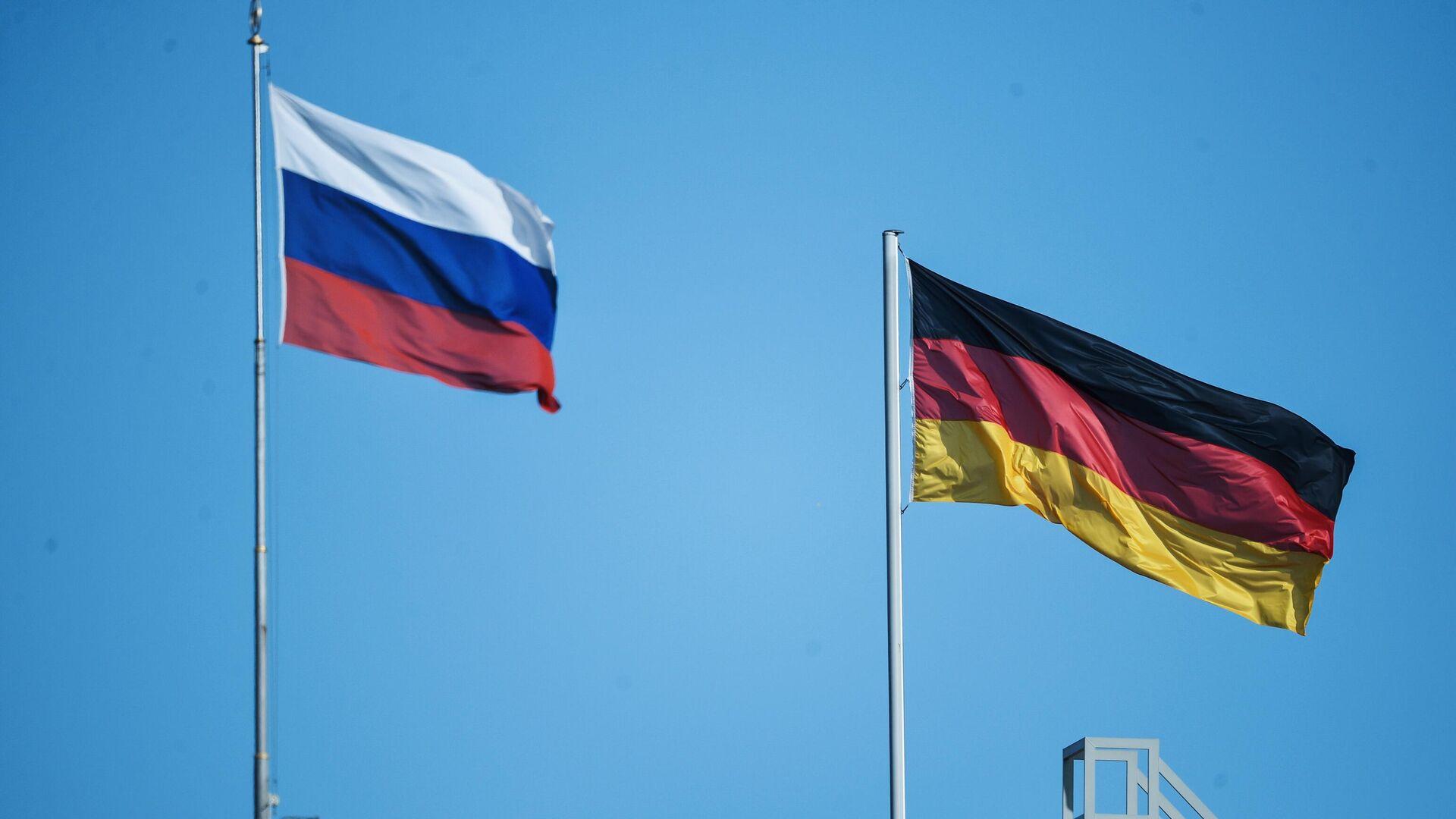 Russland und Deutschland (Symbolbild) - SNA, 1920, 25.02.2021