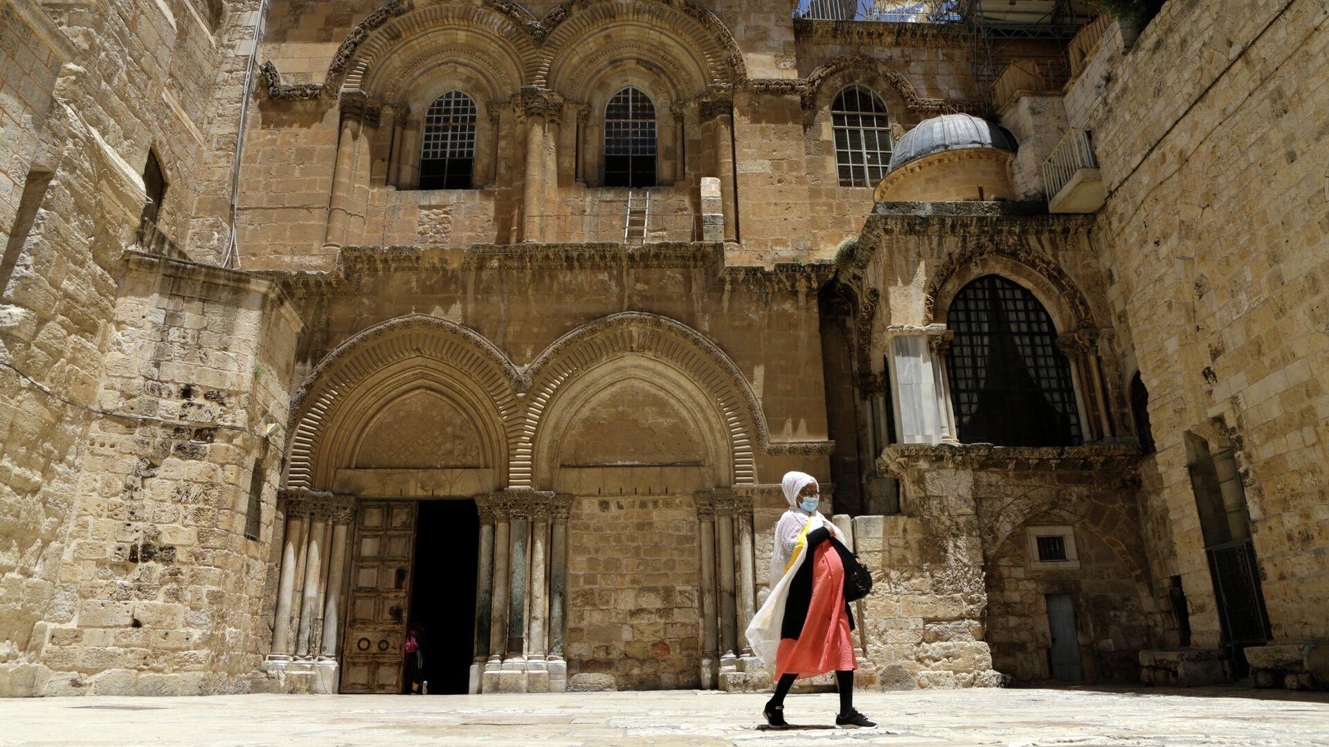 Jerusalem (Symbolbild) - SNA, 1920, 26.02.2021
