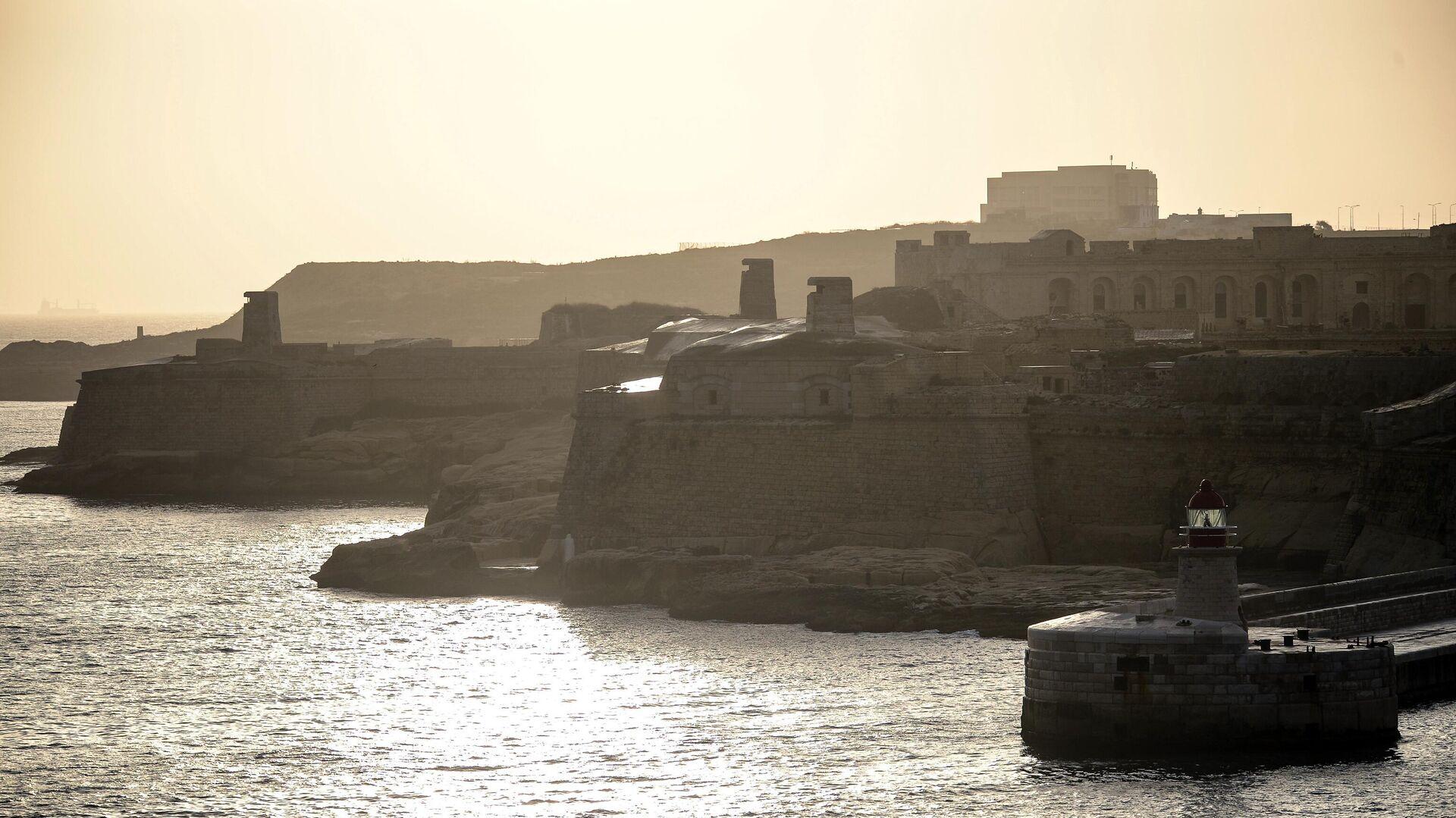 Hafen von Valletta  - SNA, 1920, 26.02.2021