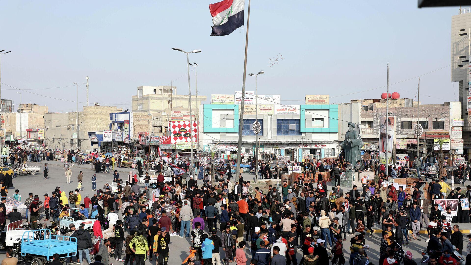 Proteste im Irak - SNA, 1920, 26.02.2021