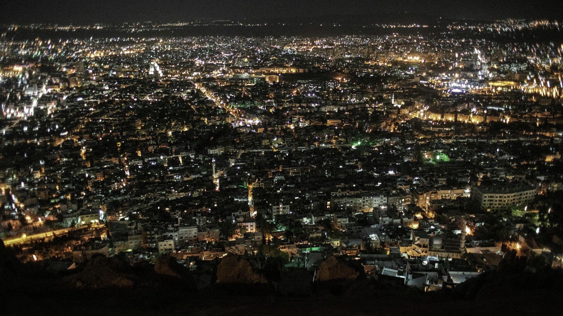Damaskus (Symbolbild) - SNA, 1920, 19.09.2021