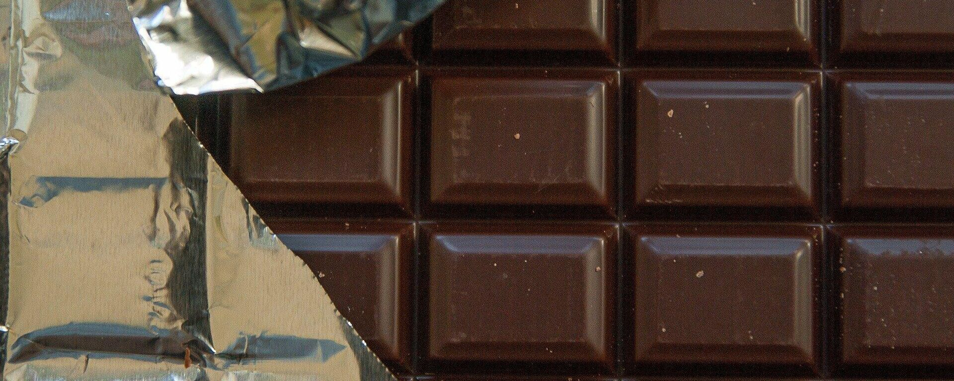 Schokolade (Symbolbild) - SNA, 1920, 16.06.2021
