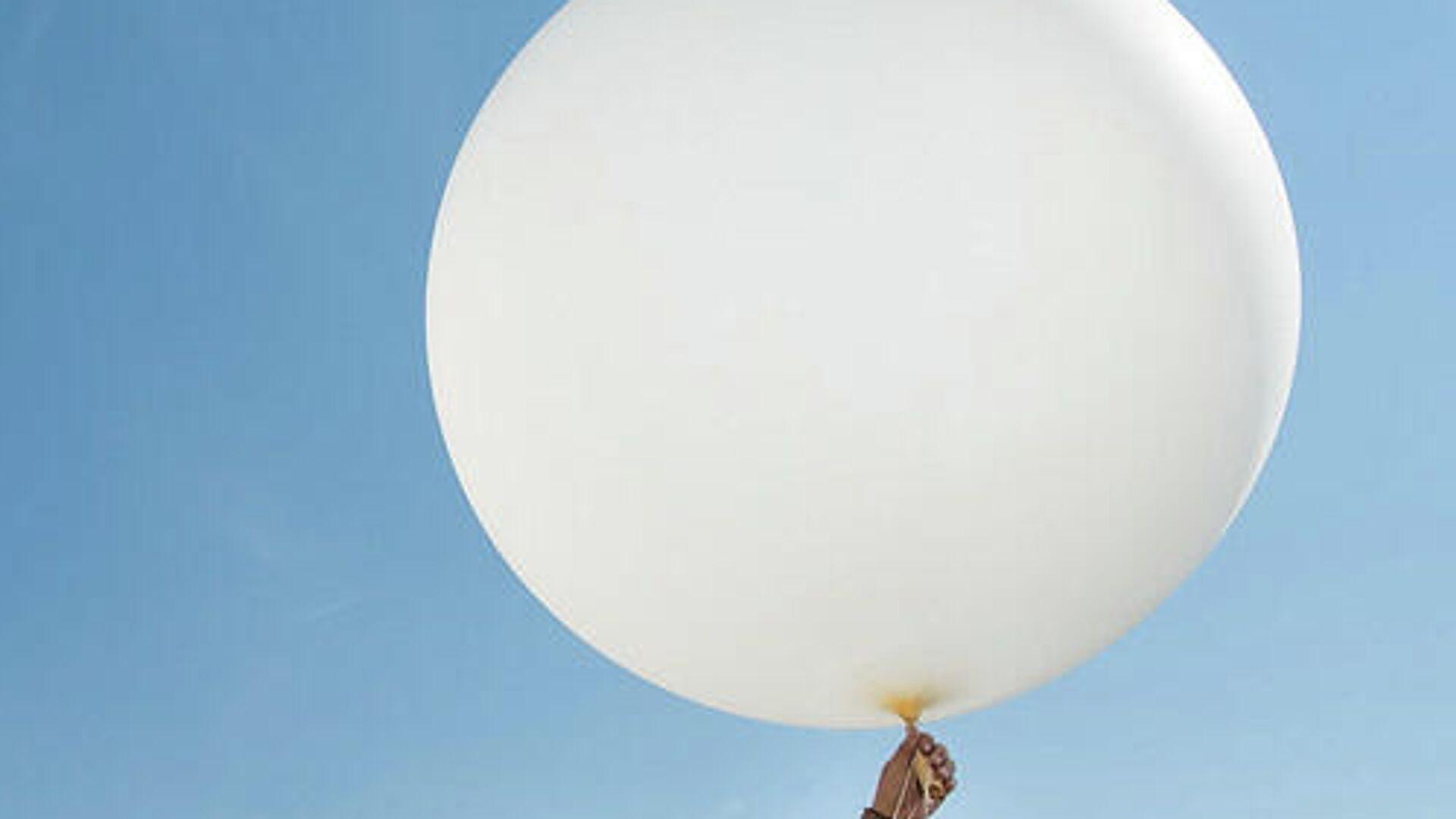 Wetterballon (Symbolbild) - SNA, 1920, 04.03.2021