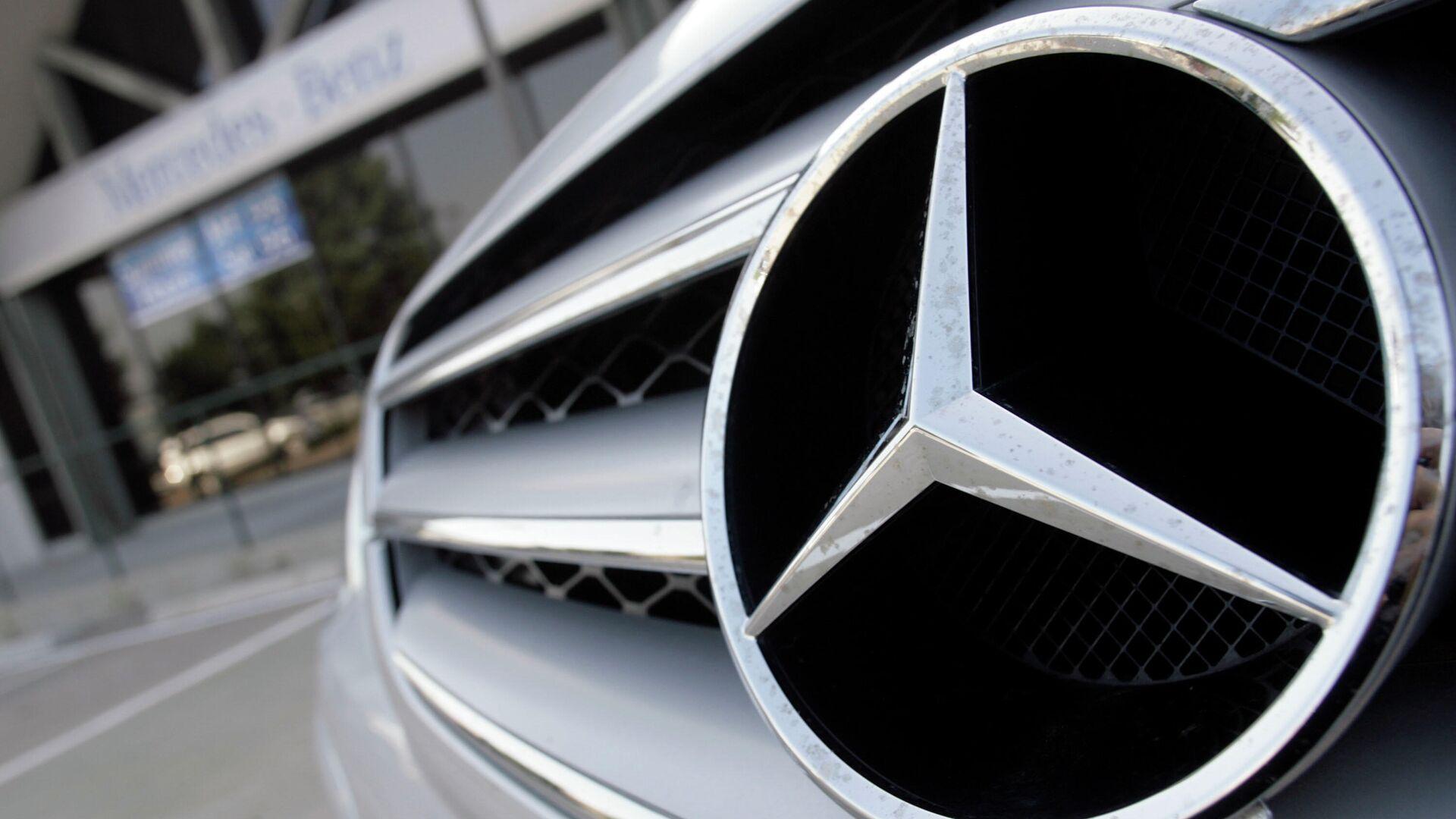 Ein Auto von Mercedes-Benz (Symbolbild)  - SNA, 1920, 18.03.2021