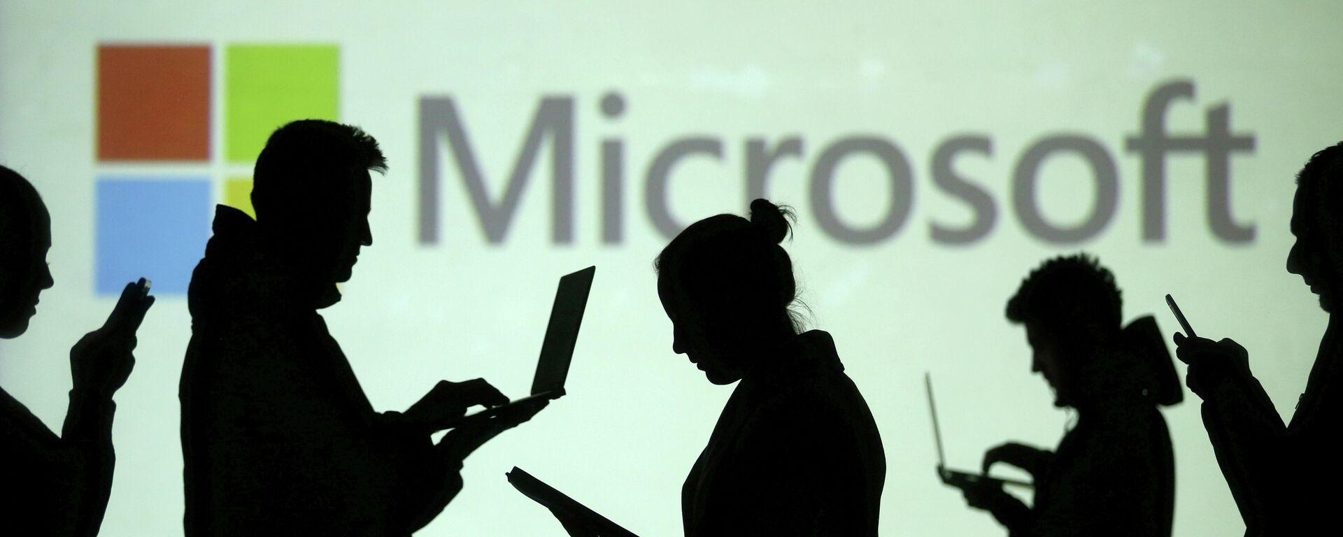 Microsoft-Logo (Symbolbild) - SNA, 1920, 07.03.2021
