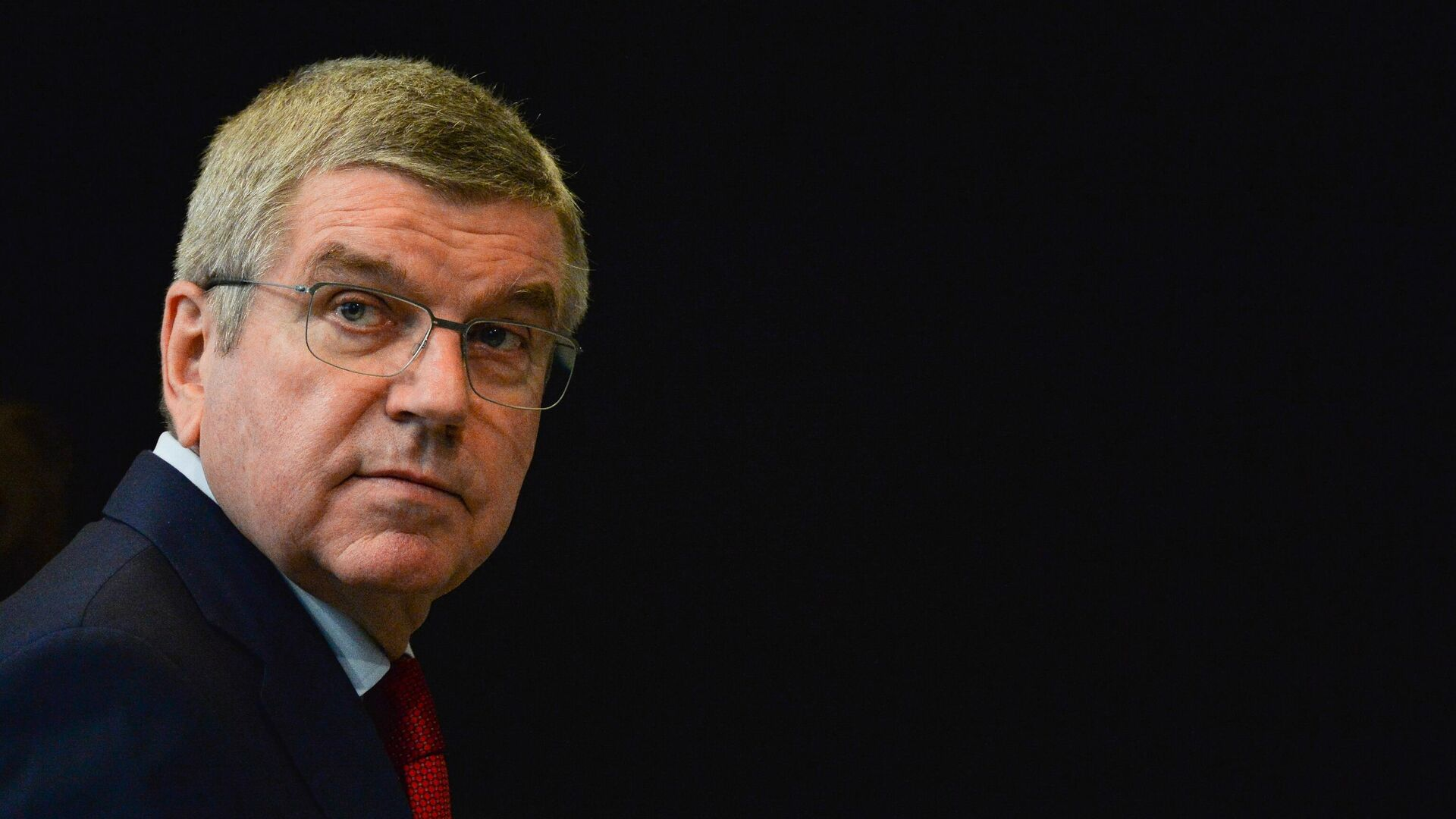 President of the International Olympic Committee (IOC) Thomas Bach - SNA, 1920, 09.03.2021