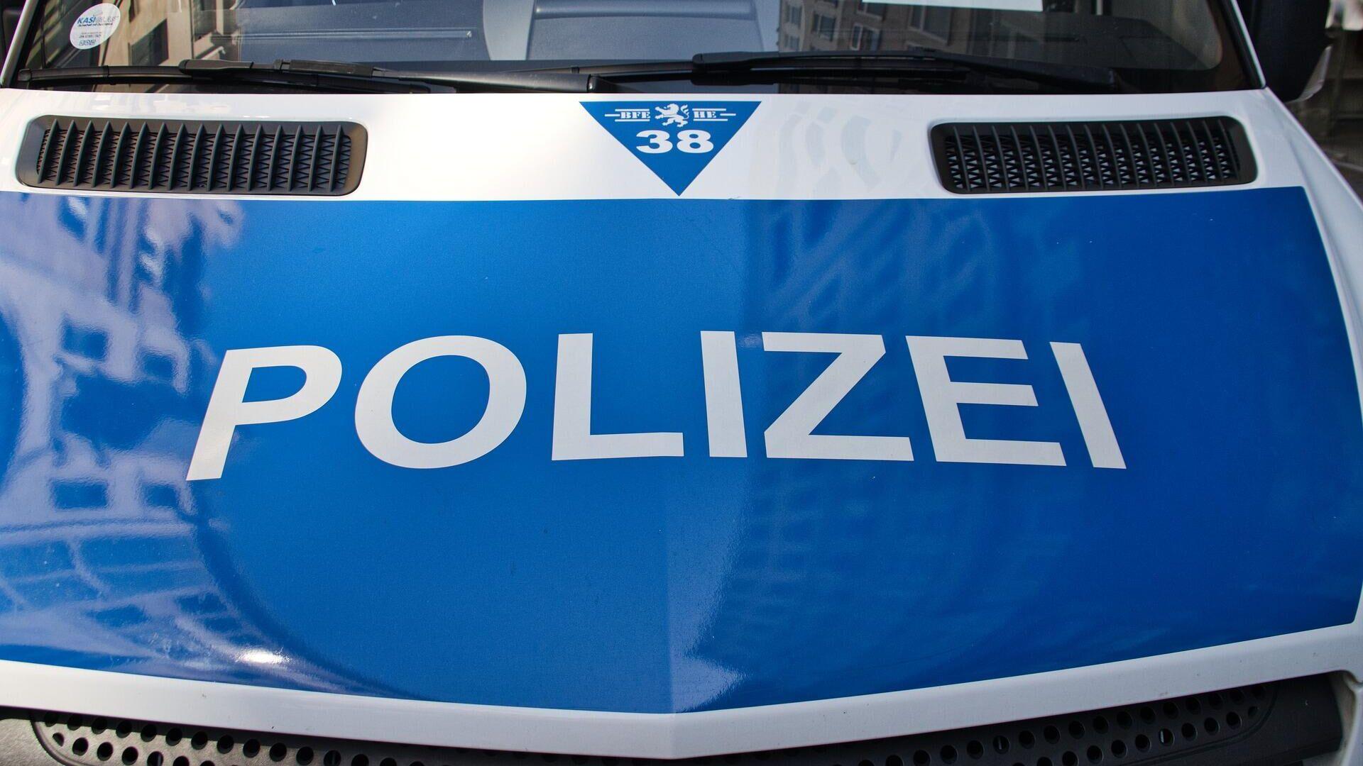 Deutsche Polizei (Symbolbild) - SNA, 1920, 25.09.2021